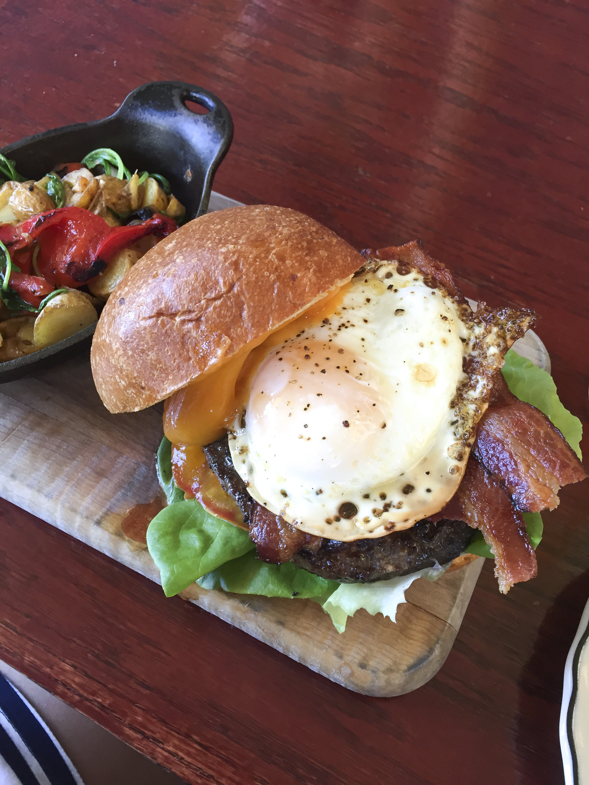 Favorite Los Angeles Brunch Spots on Shannon Did What?