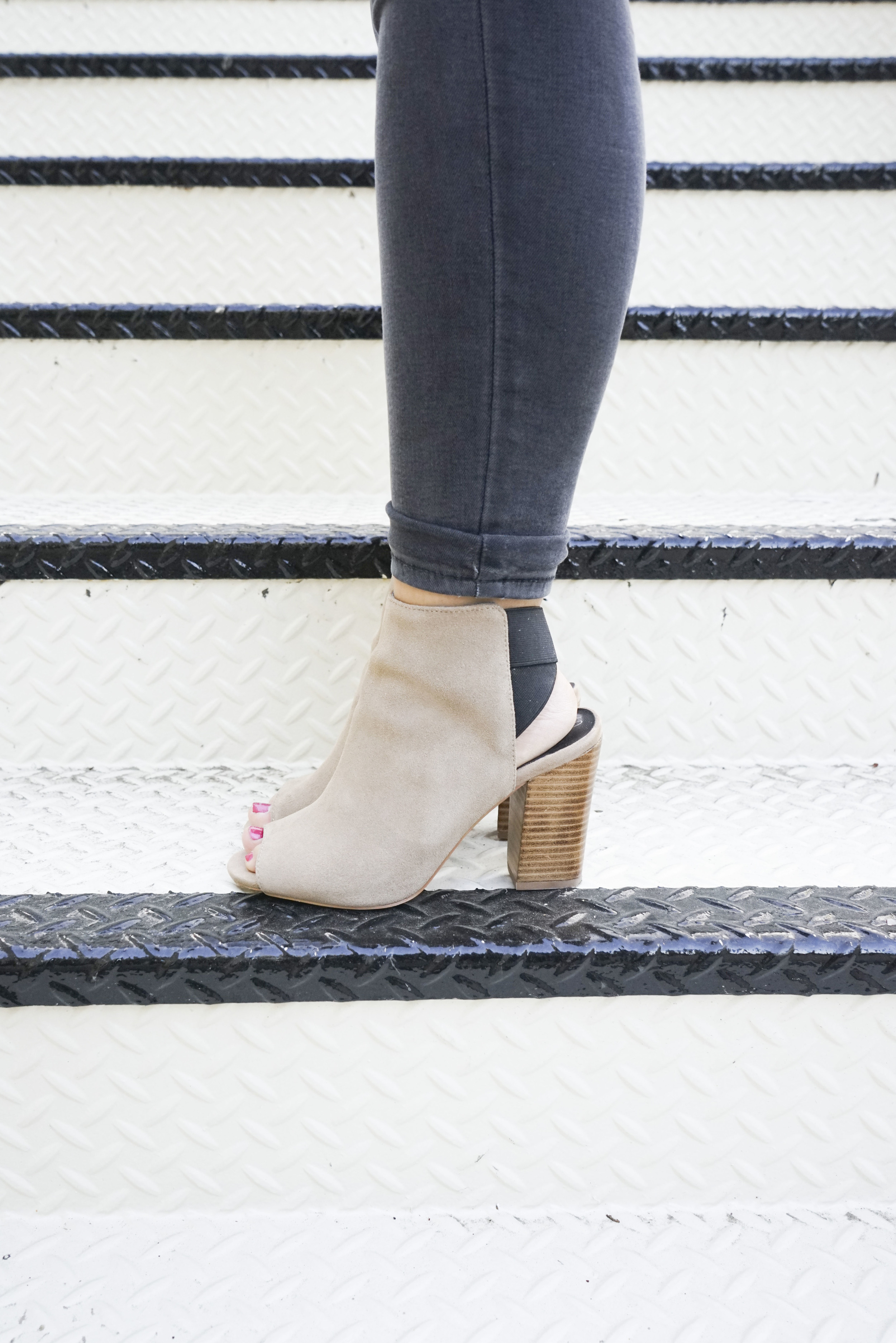 The Spring Bootie - Shannon Did What?