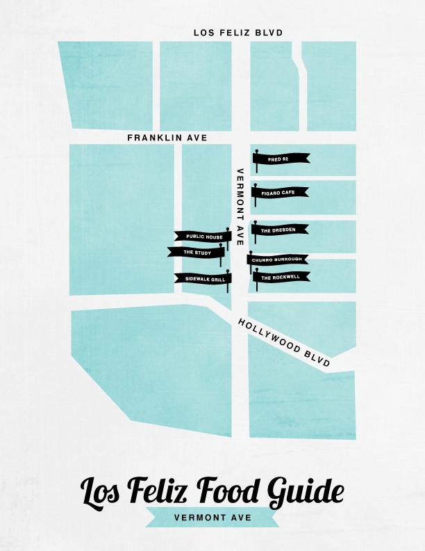 Los Feliz Food Guide - Shannon Did What?