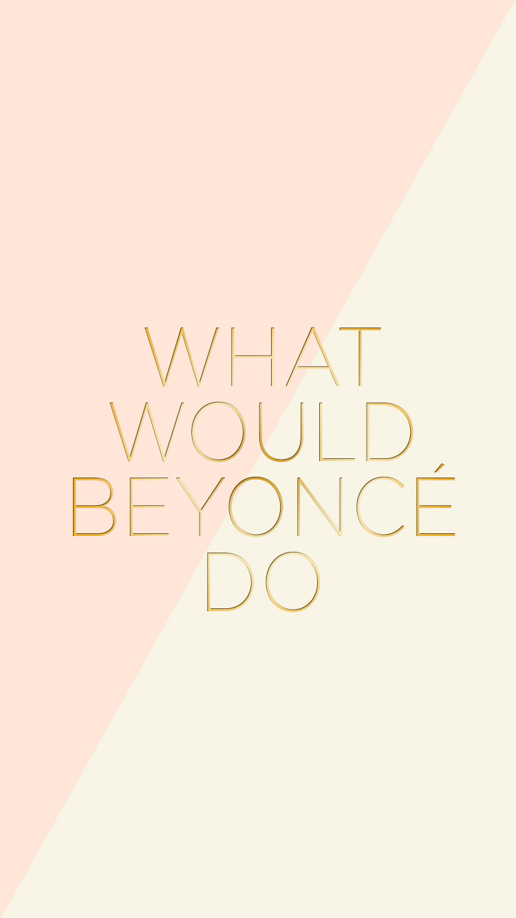 What Would Beyoncé Do - Shannon Did What?