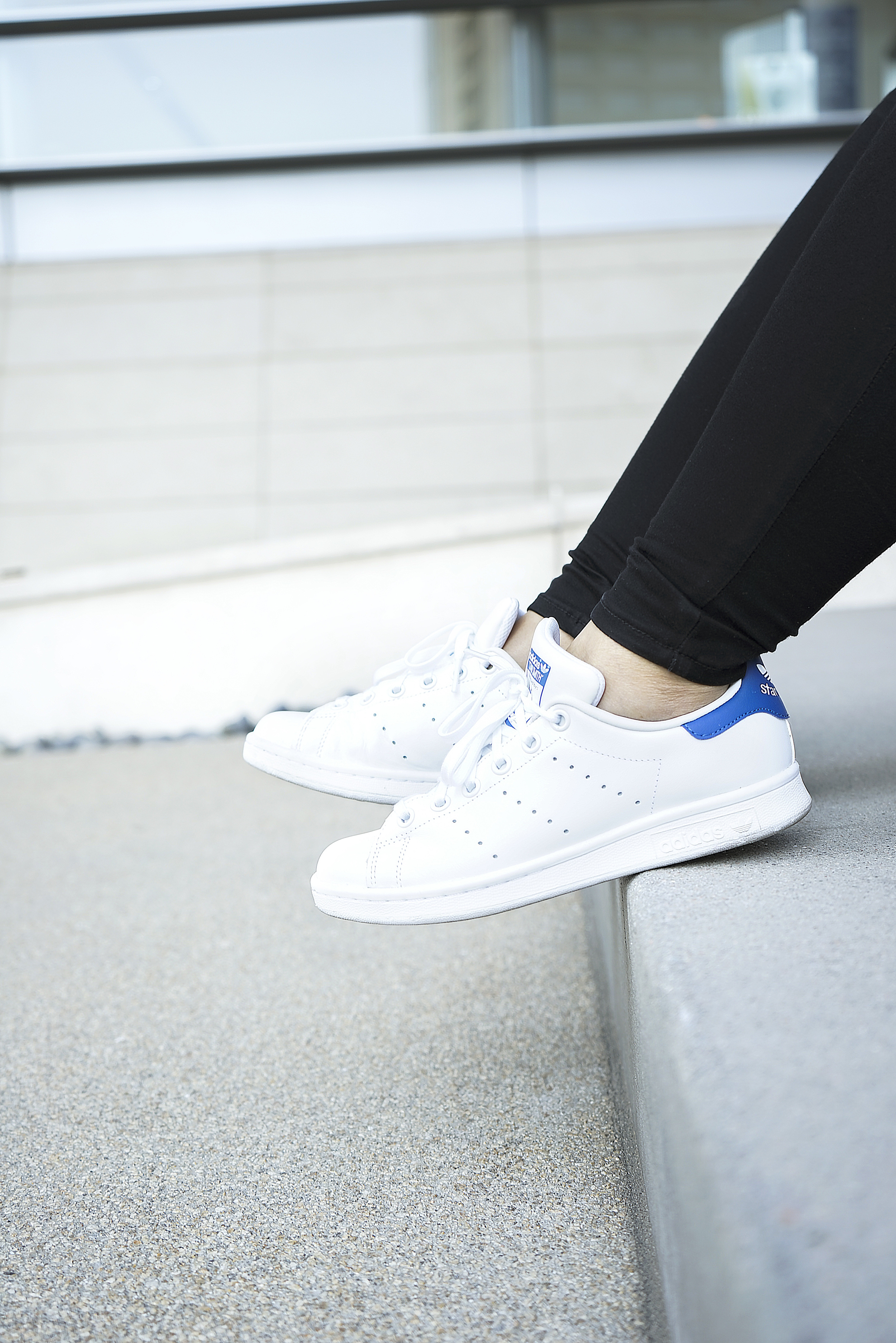 Stan Smiths - Shannon Did What?