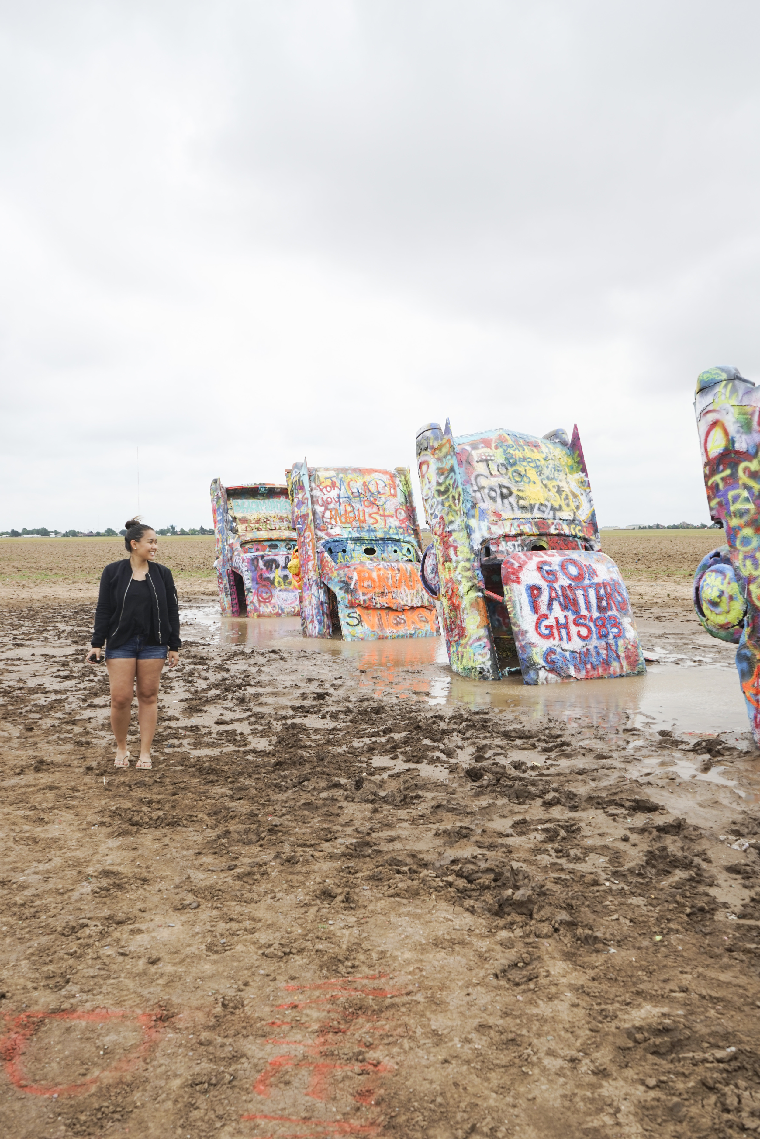 Cadillac Ranch - Shannon Did What?