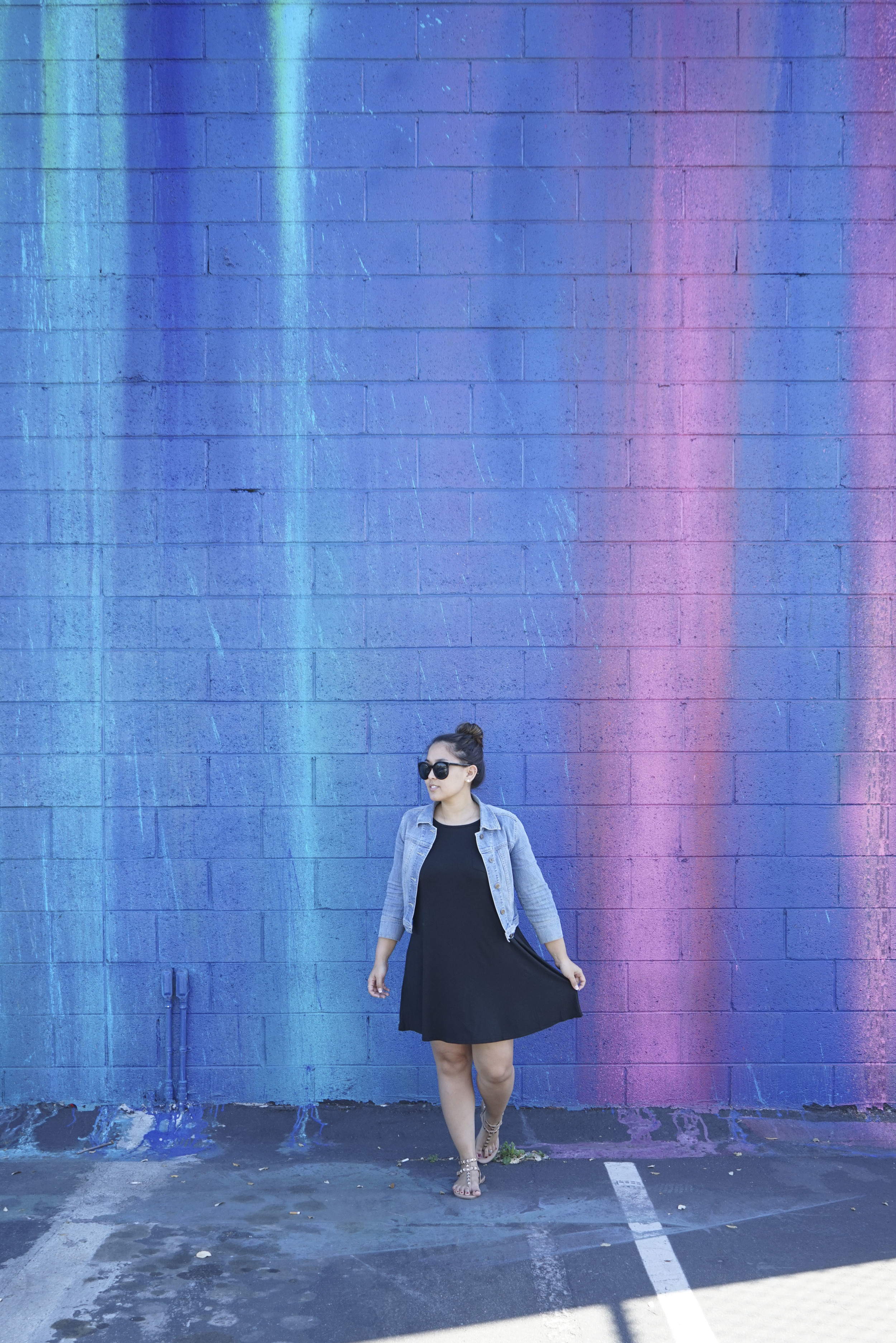 Colorful Walls, Pasadena - Shannon Did What?