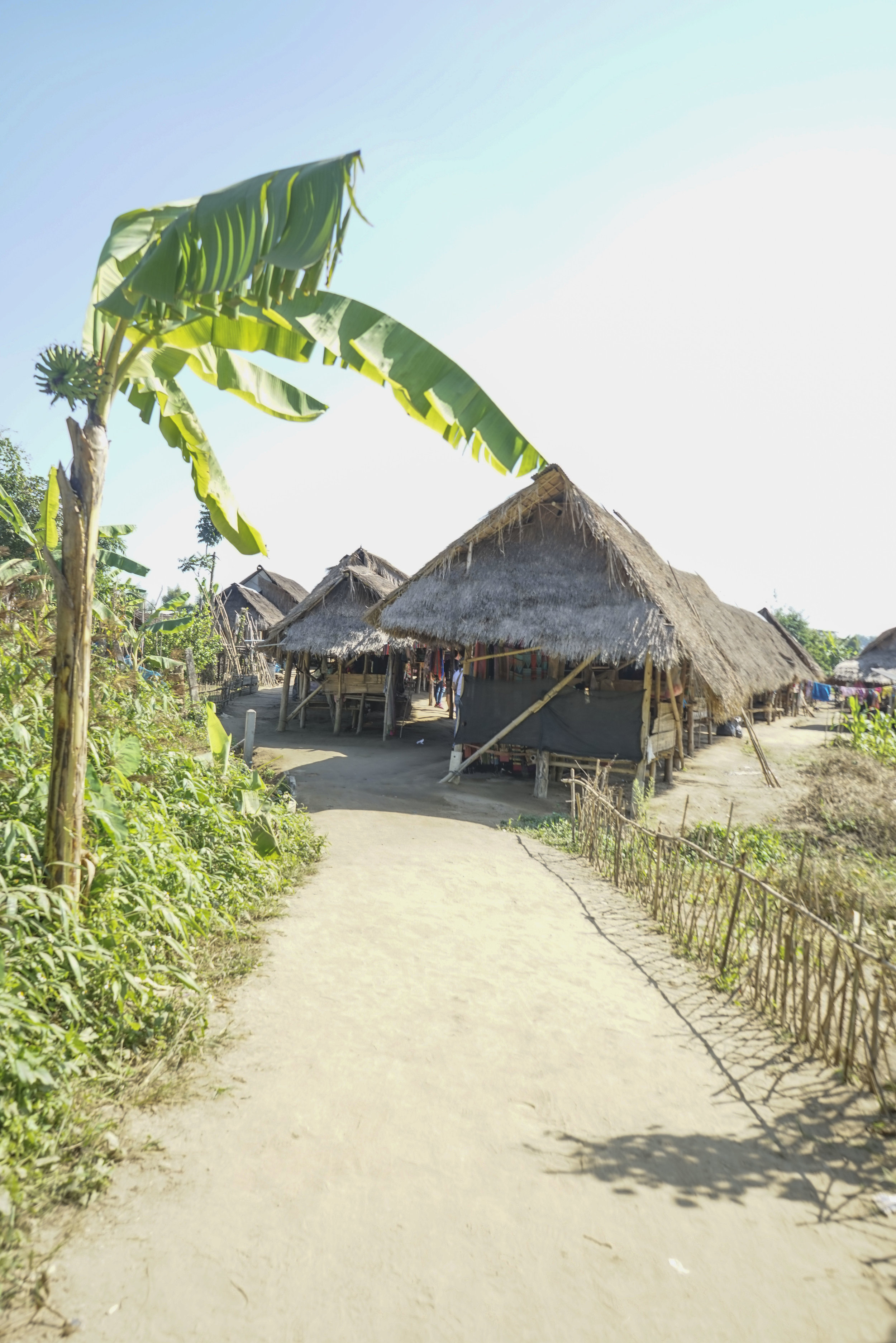 Visiting the Karen Long Neck Village - Shannon Did What?