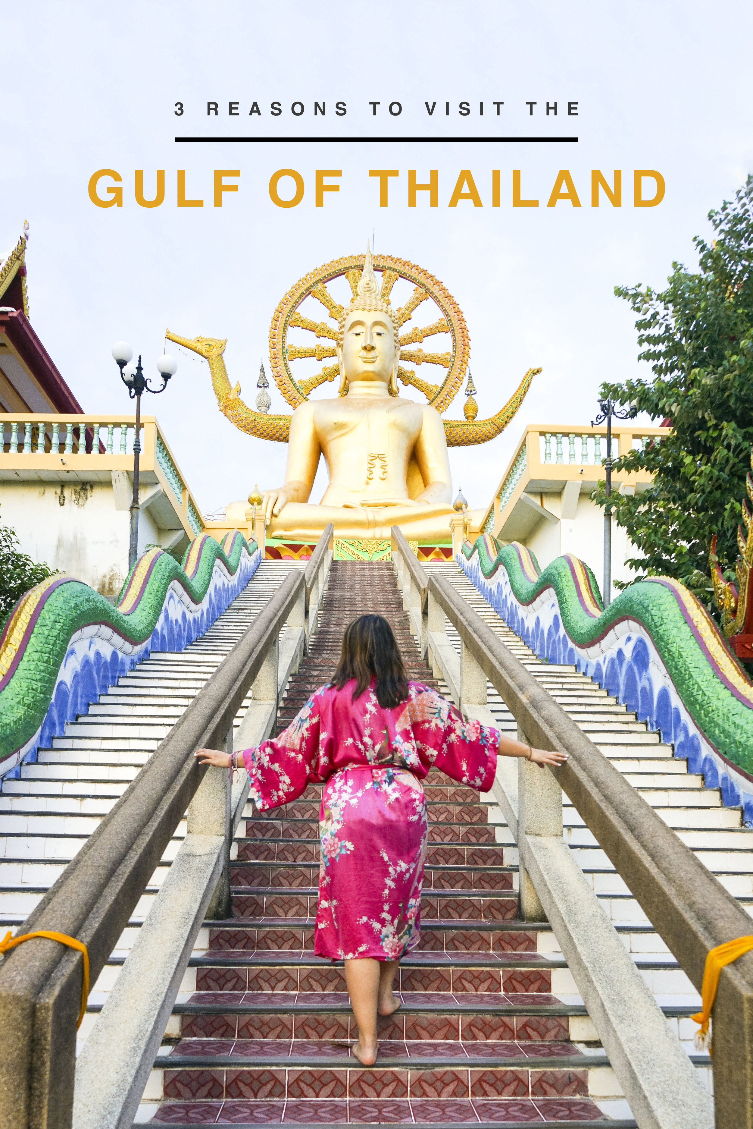 Three Reasons to Visit the Gulf of Thailand | Shannon Did What?