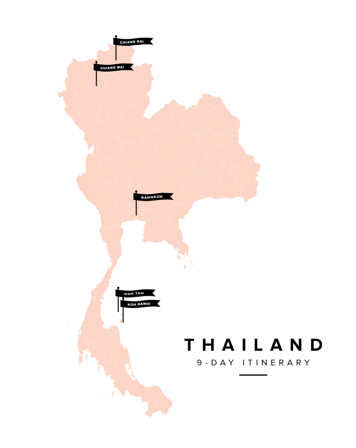 Thailand: 9-Day Itinerary