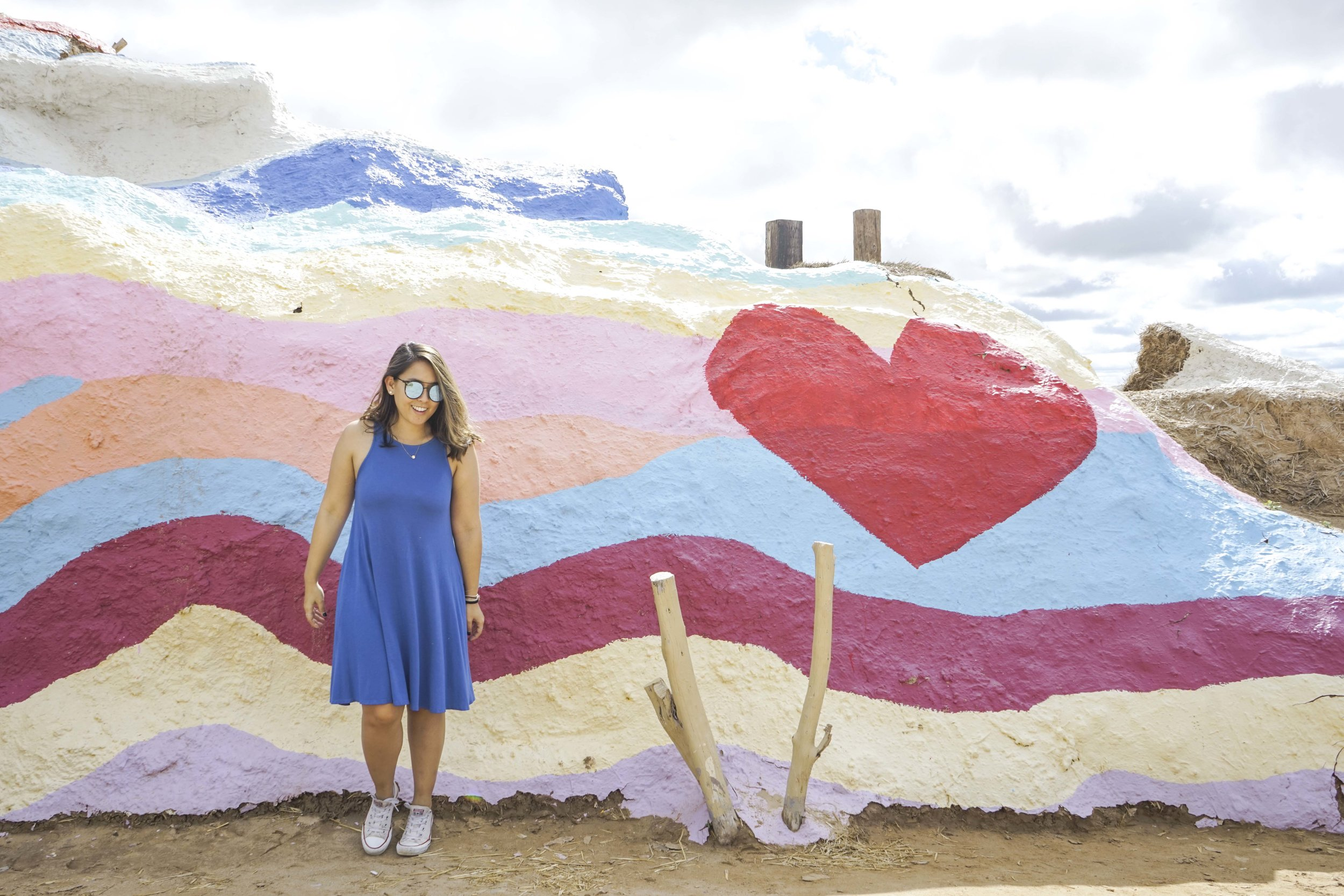 Salvation Mountain | Shannon Did What?