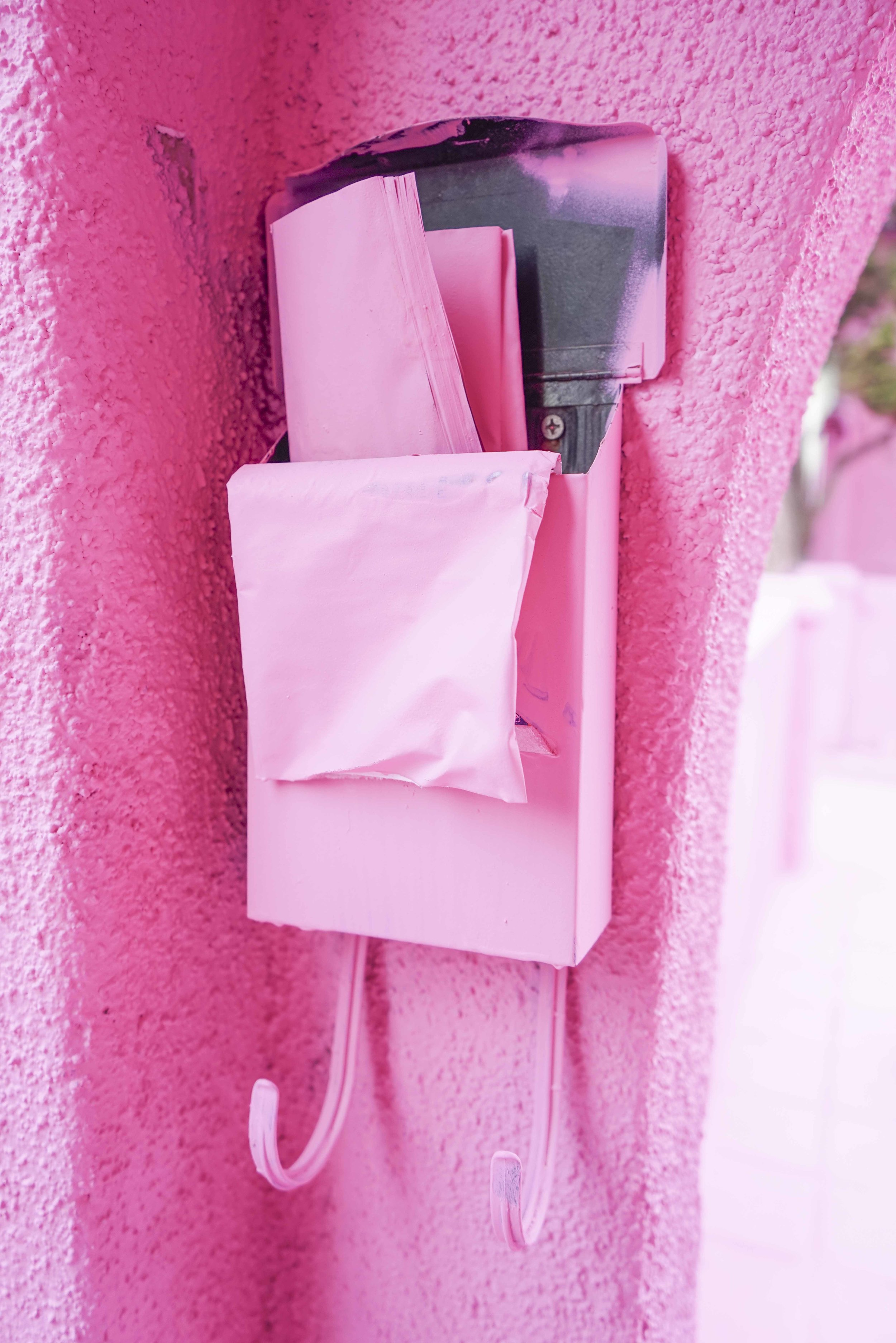 That Pink House | Los Angeles | Southern California | USA