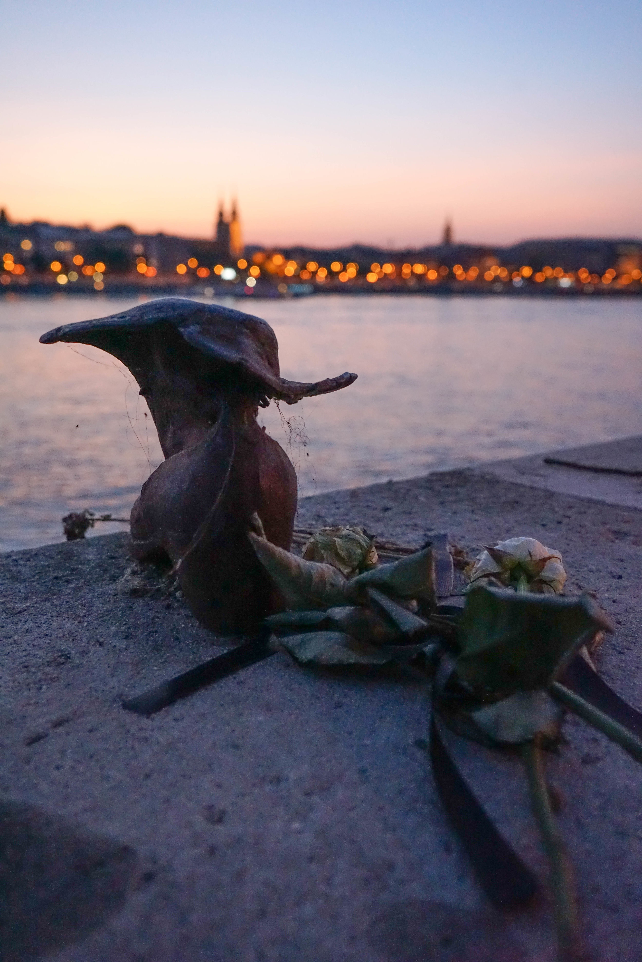 Shoes on the Danube | Top 7 Things to do in Budapest