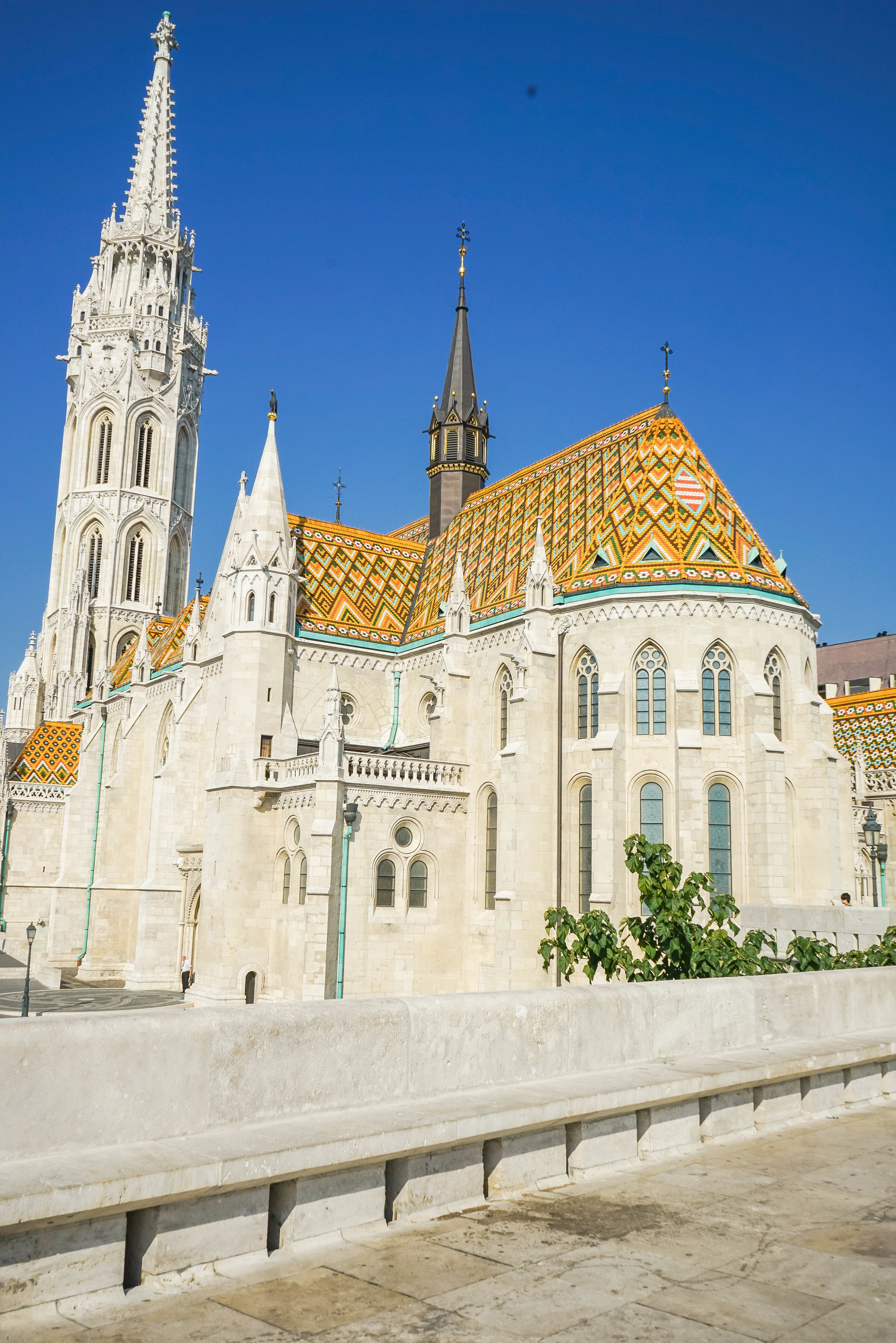 Fisherman's Bastion | Top 7 Things to Do in Budapest