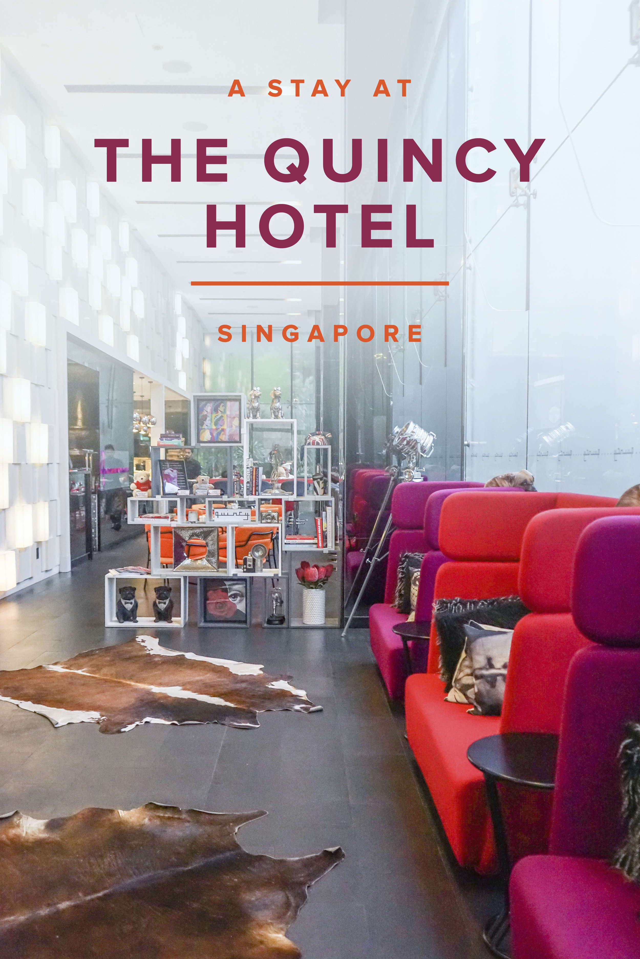 The Quincy Hotel, Singapore, Asia