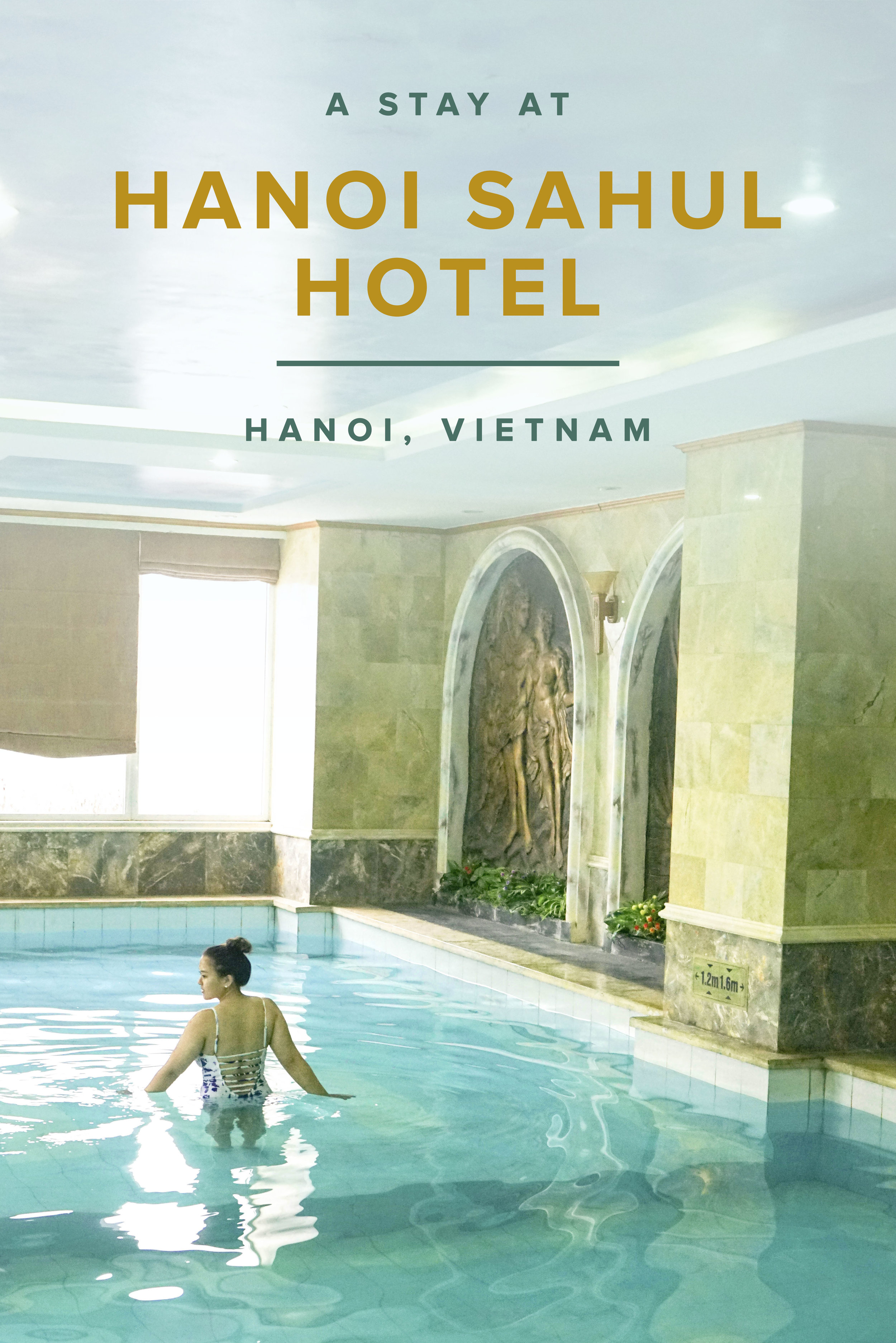 Hotel Hanoi Sahul   Vietnam