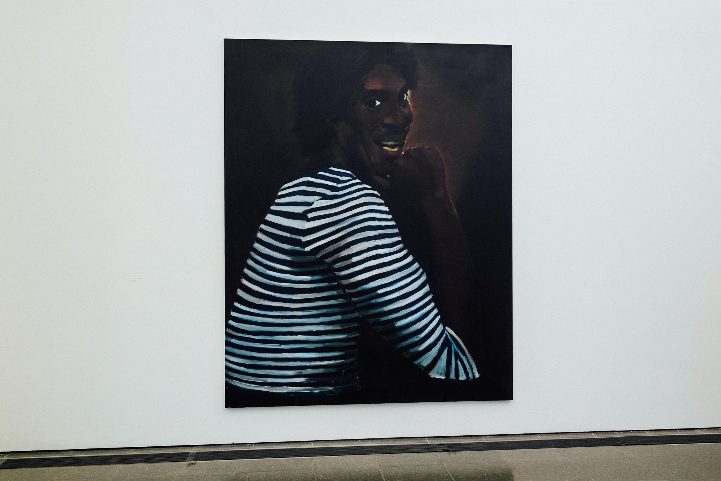 Lynette Yiadom-Boakye: Versus After Dark -Serpentine Gallery