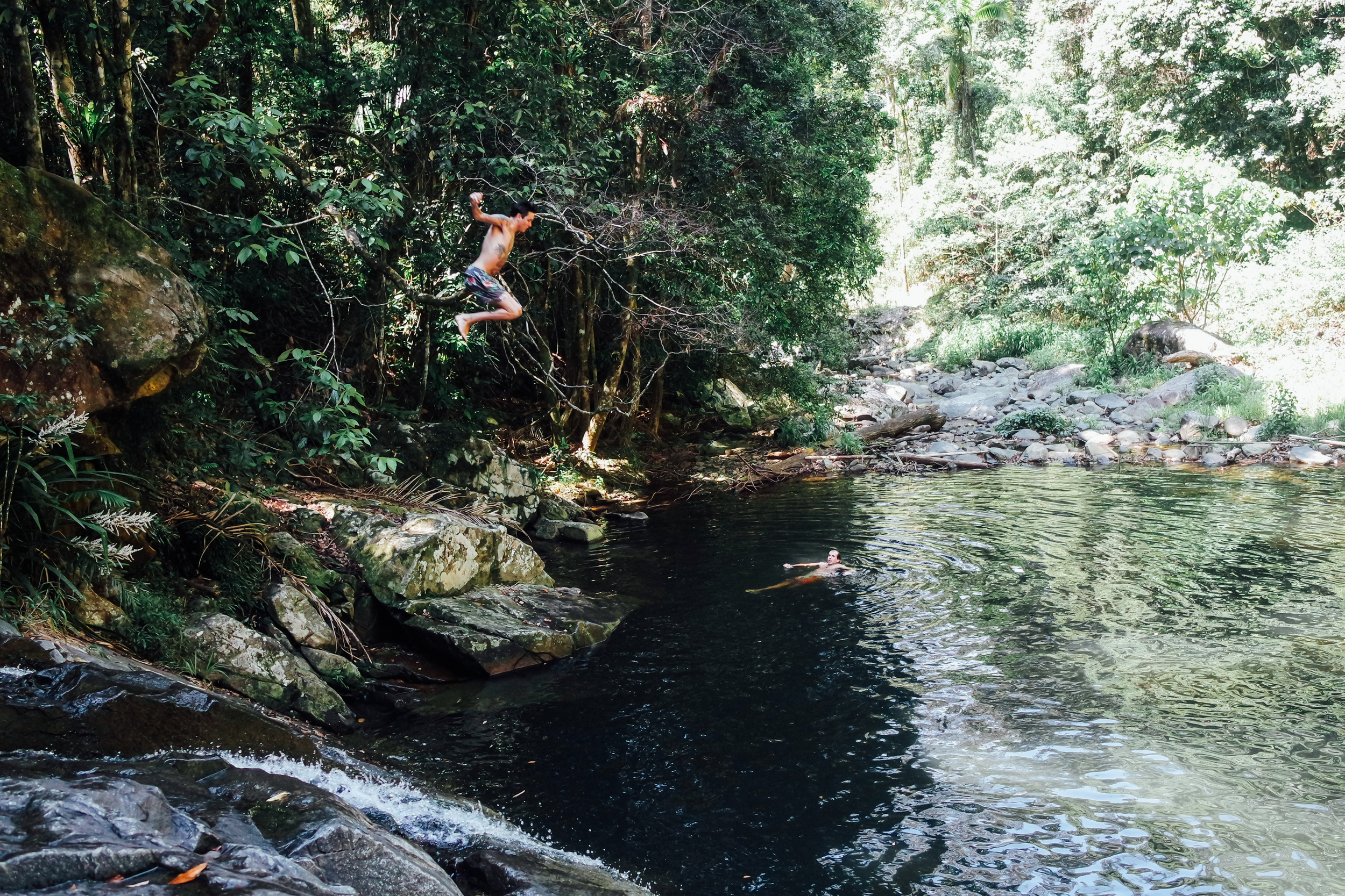 Springbrook Rock Pools