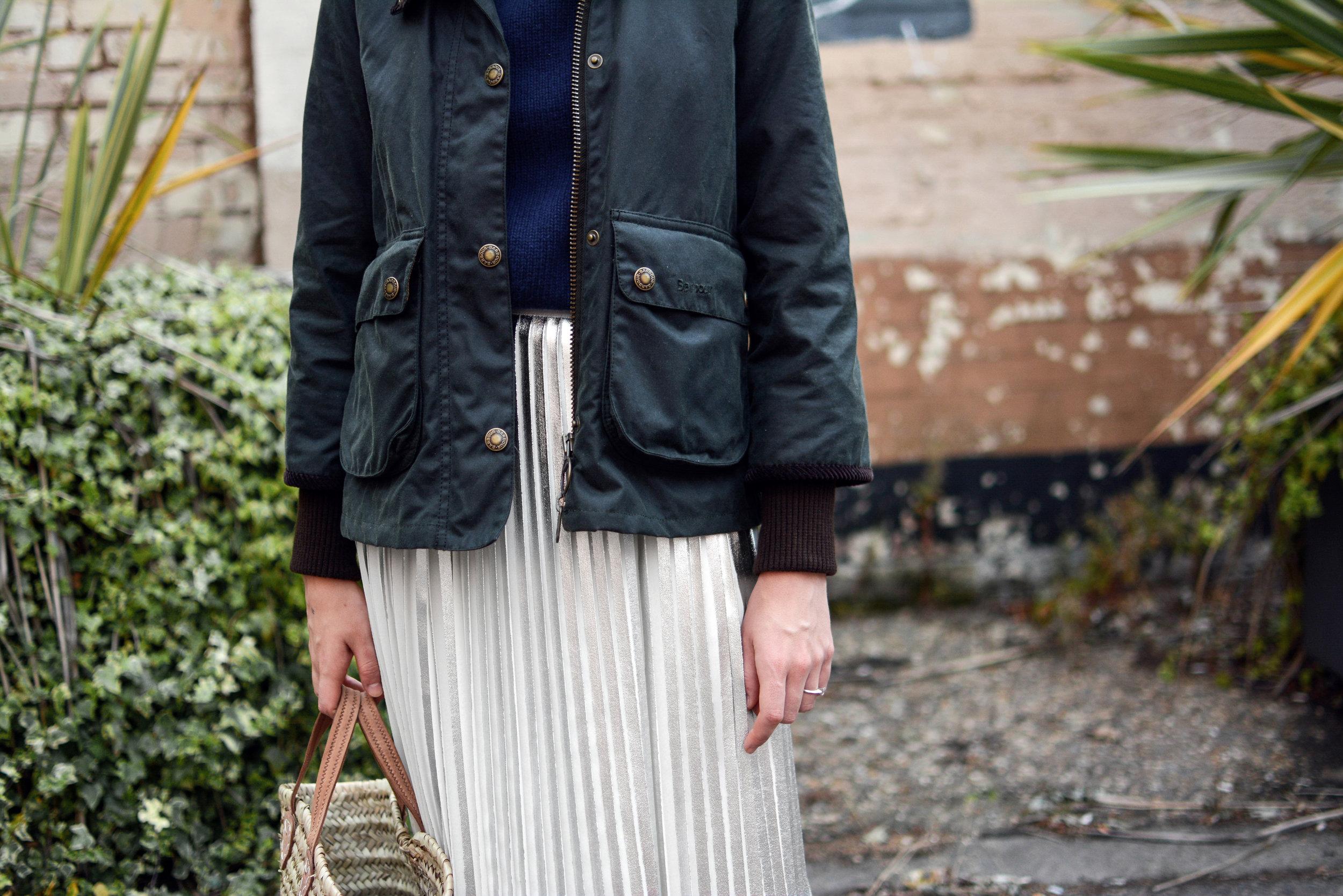 ebay barbour jacket
