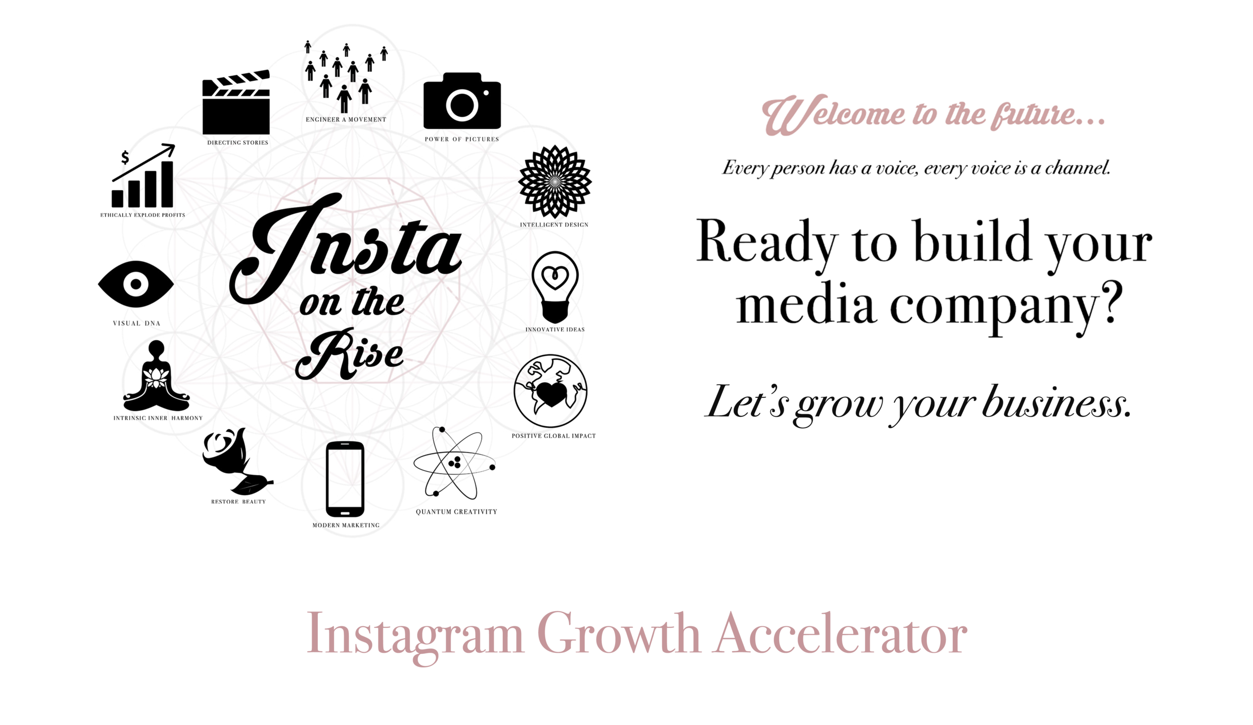Crystal Schreiner Insta on the Rise Accelerator