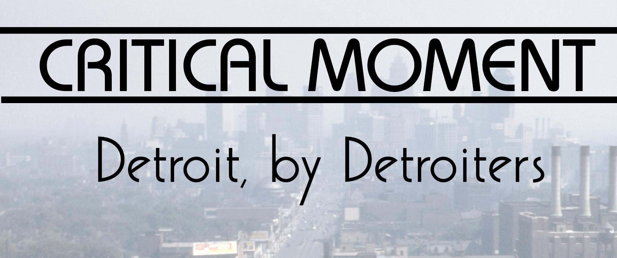 Detroit To Ferguson: Social Activism and Healing Justice