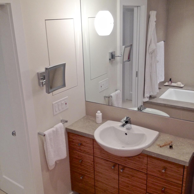 Mill Valley Basement bathroom