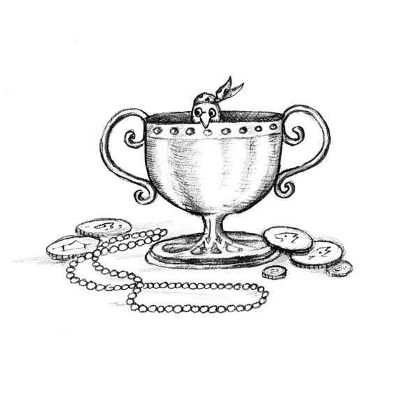 Pete & Pirate Joe: Treasure Cup
