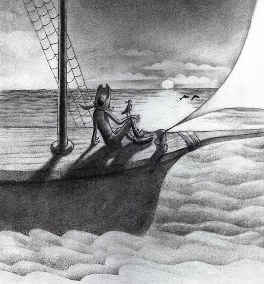 Copy of Copy of Pete & Pirate Joe: Sunset