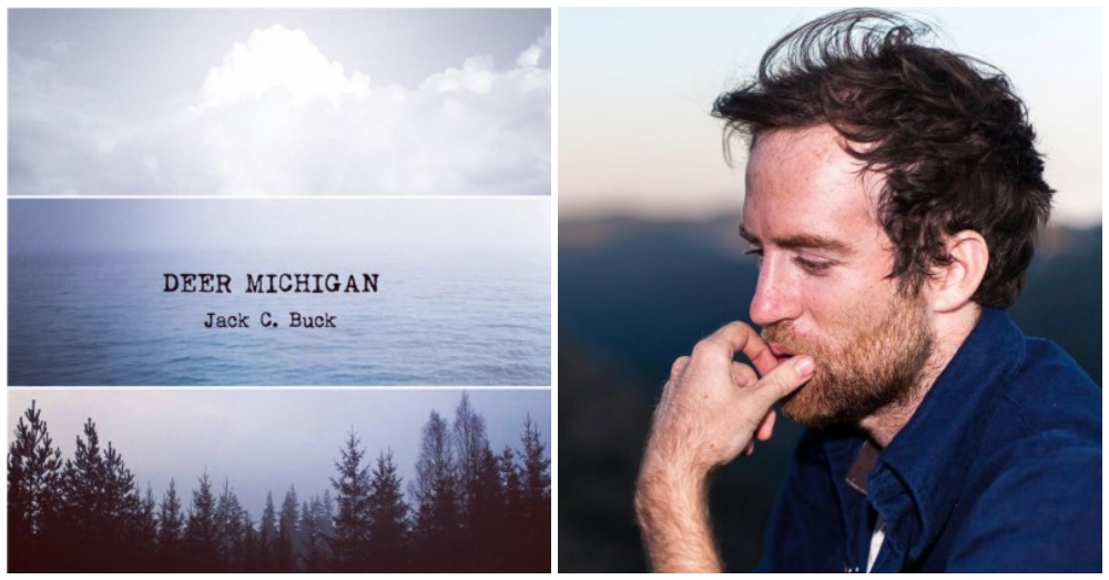 Deer Michigan  by Jack C. Buck is now available at  Barnes & Noble ,  Amazon , and  Schuler Books & Music .