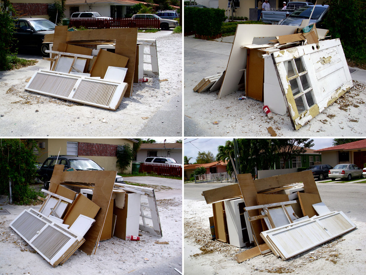 Composition No. 8 (Little Havana,  Miami, FL.), 2009 - ongoing.