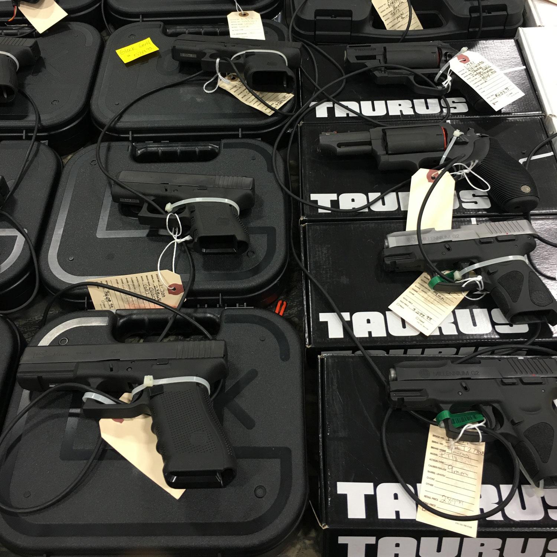 Nations Gun Show, Glock