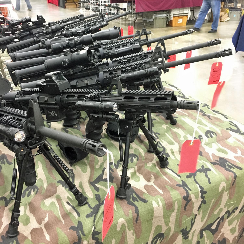Nations Gun Show
