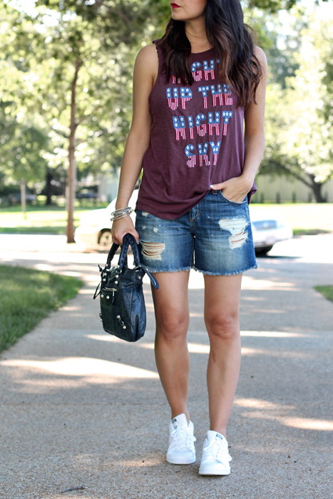 Summer Shorts Outfit, Stan Smith Adidas, Balenciaga