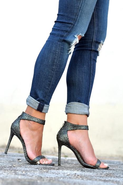 ankle strap summer sandals