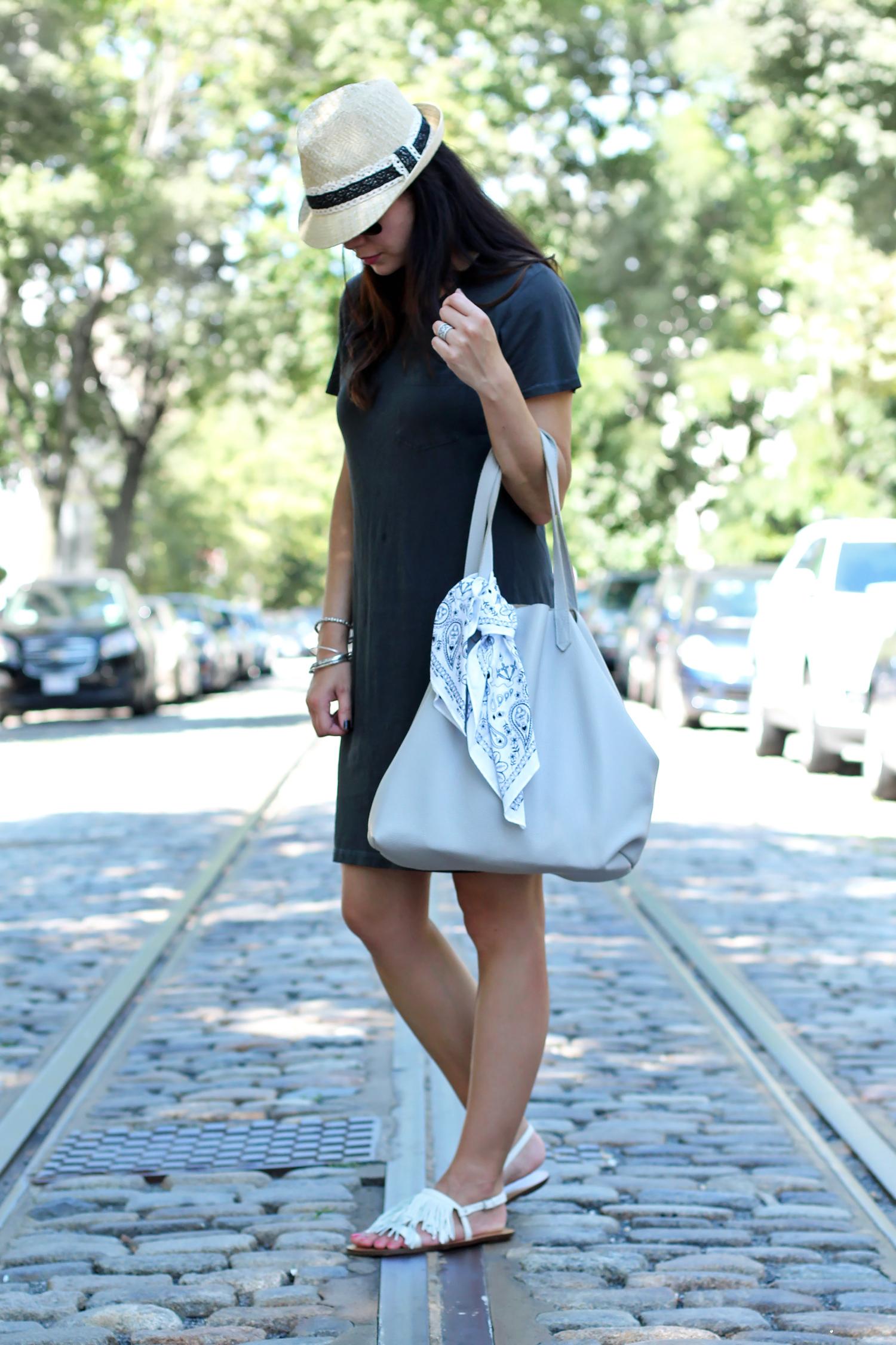 Cute summer dress style