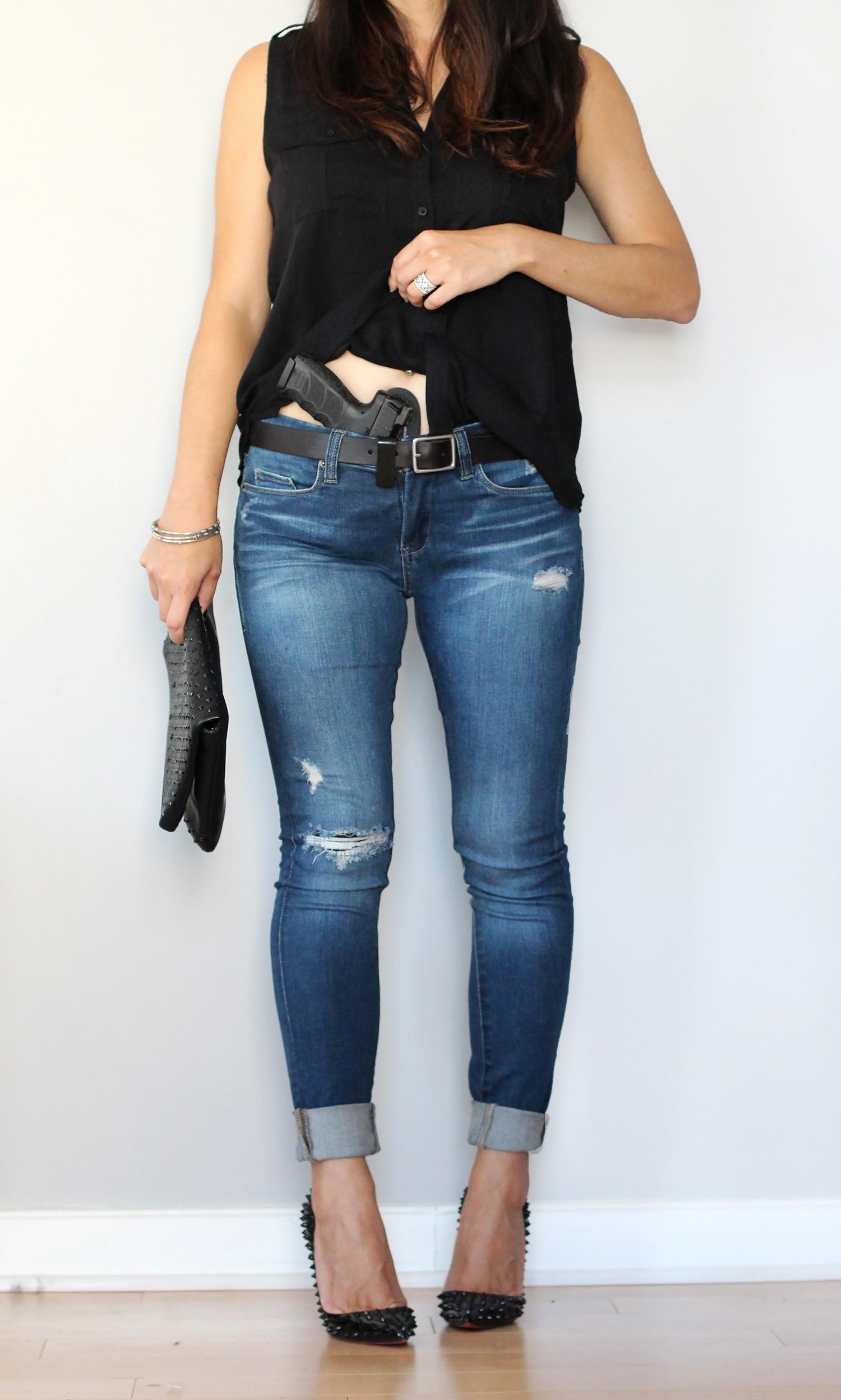 Beginner Tips for Carry Concealed