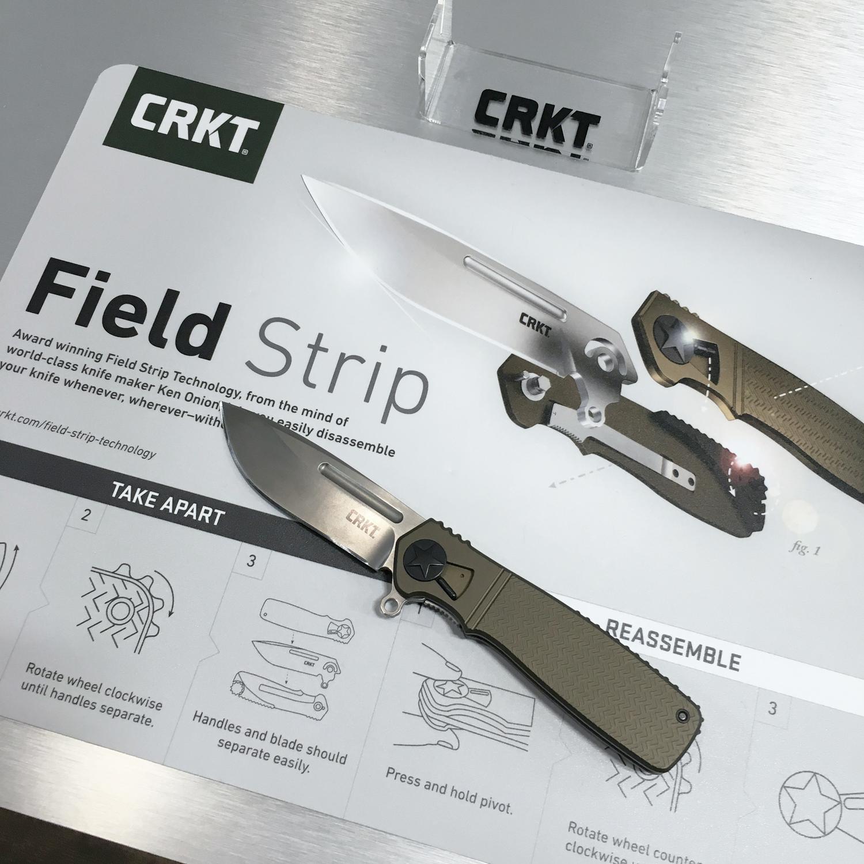 CRKT Field Stripe EDC