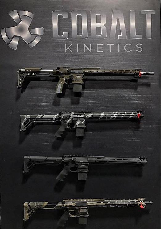 Cobalt Kinetics  Chris Kyle Rifles