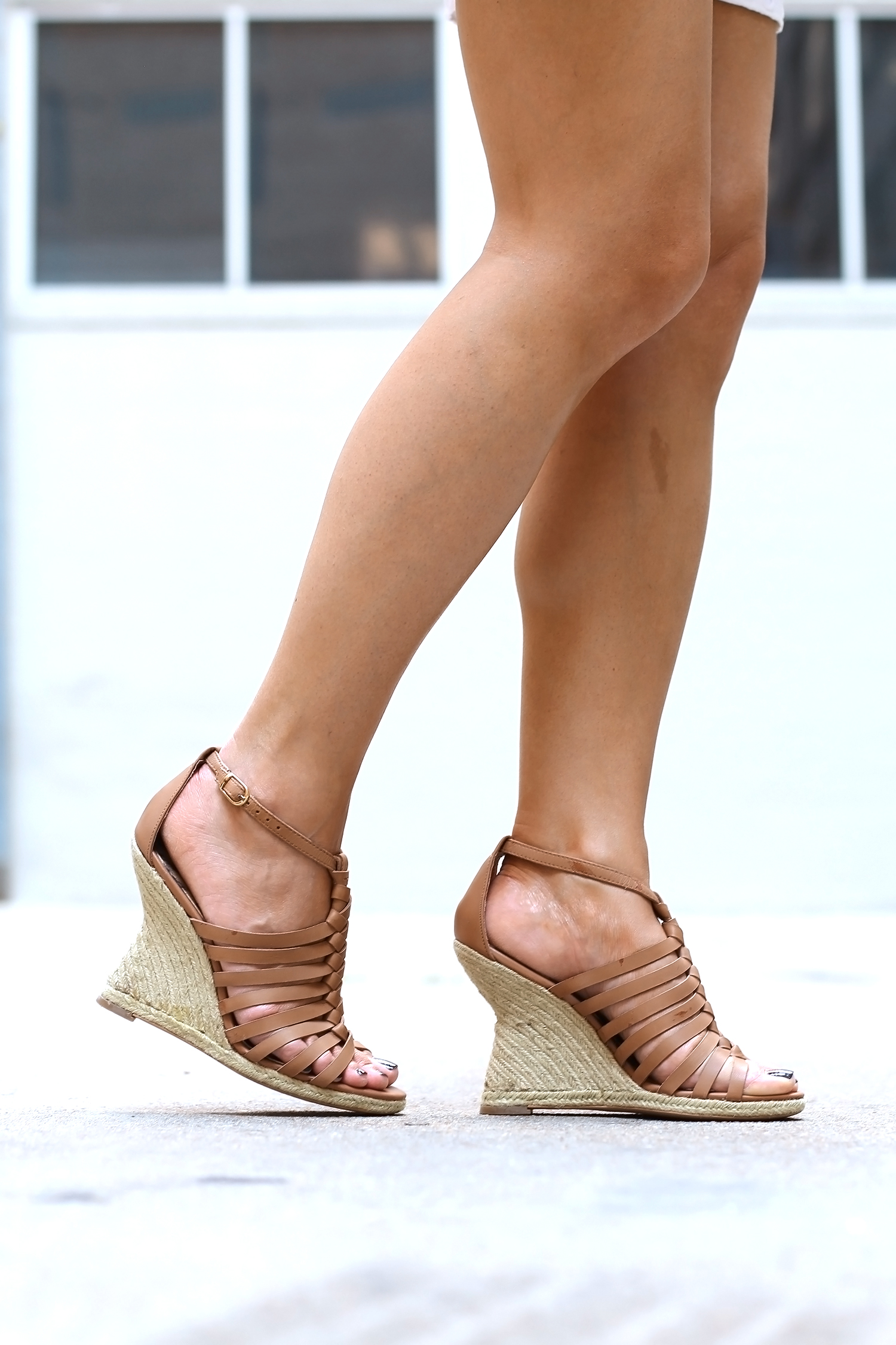 Espradrille Wedge Sandals for Summer