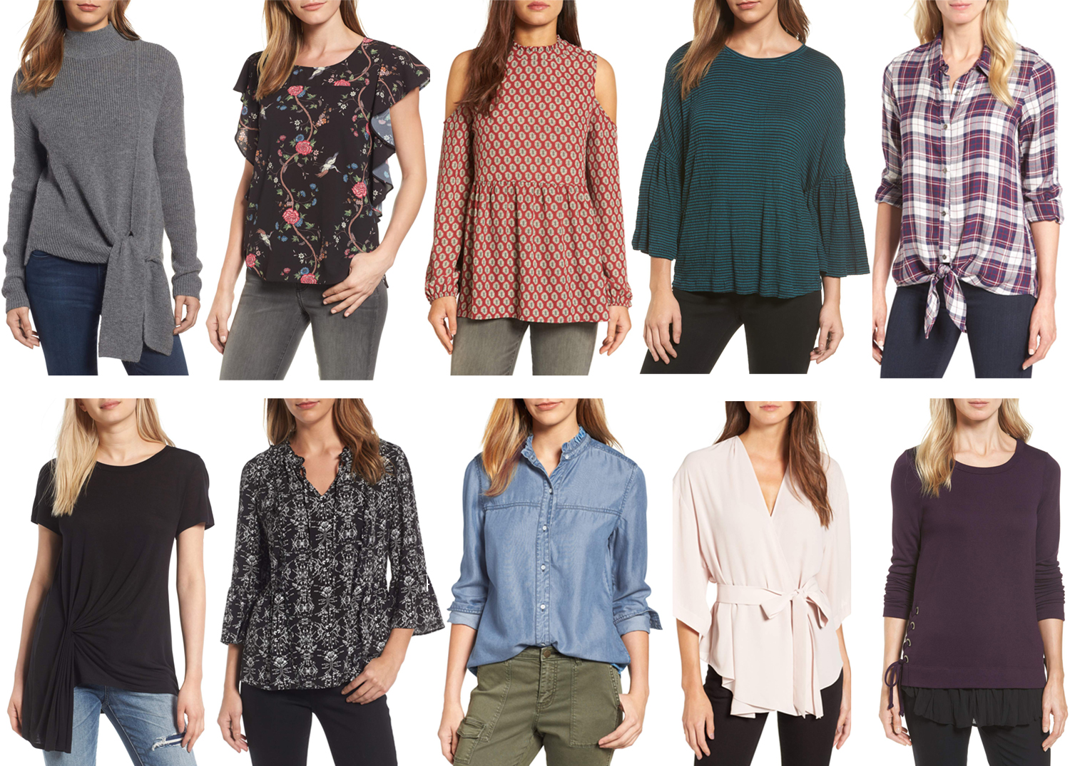Concealed Carry Tops