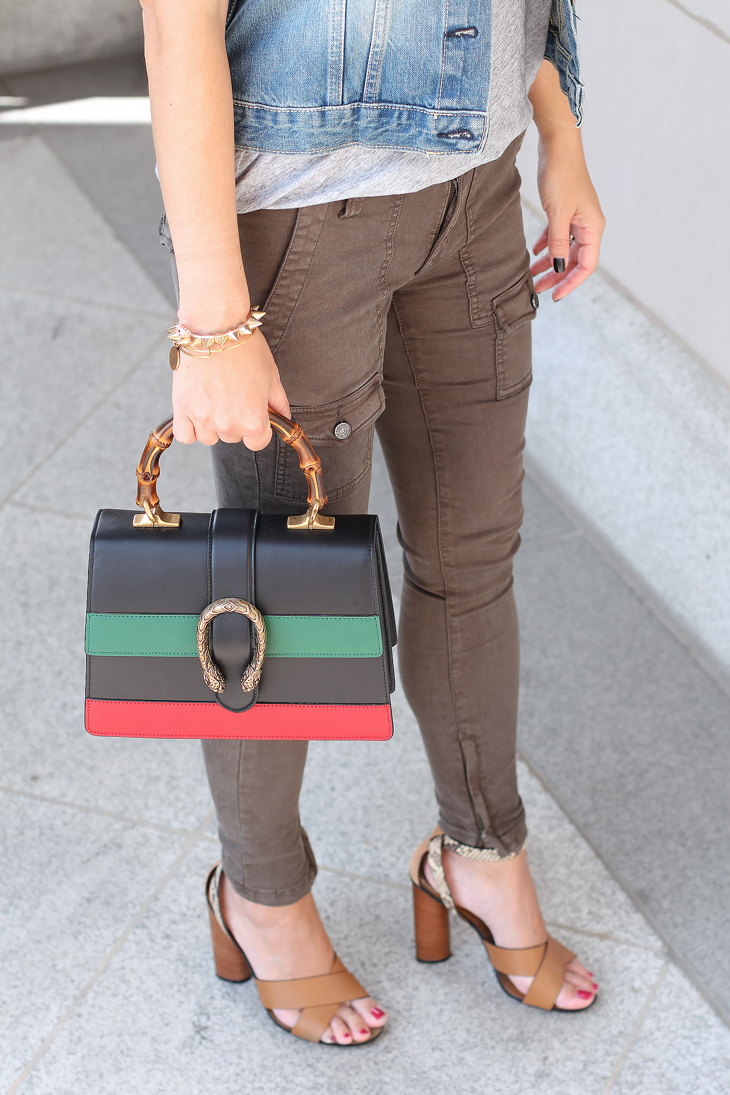 Gucci Dionysus Bag, Bamboo Handle