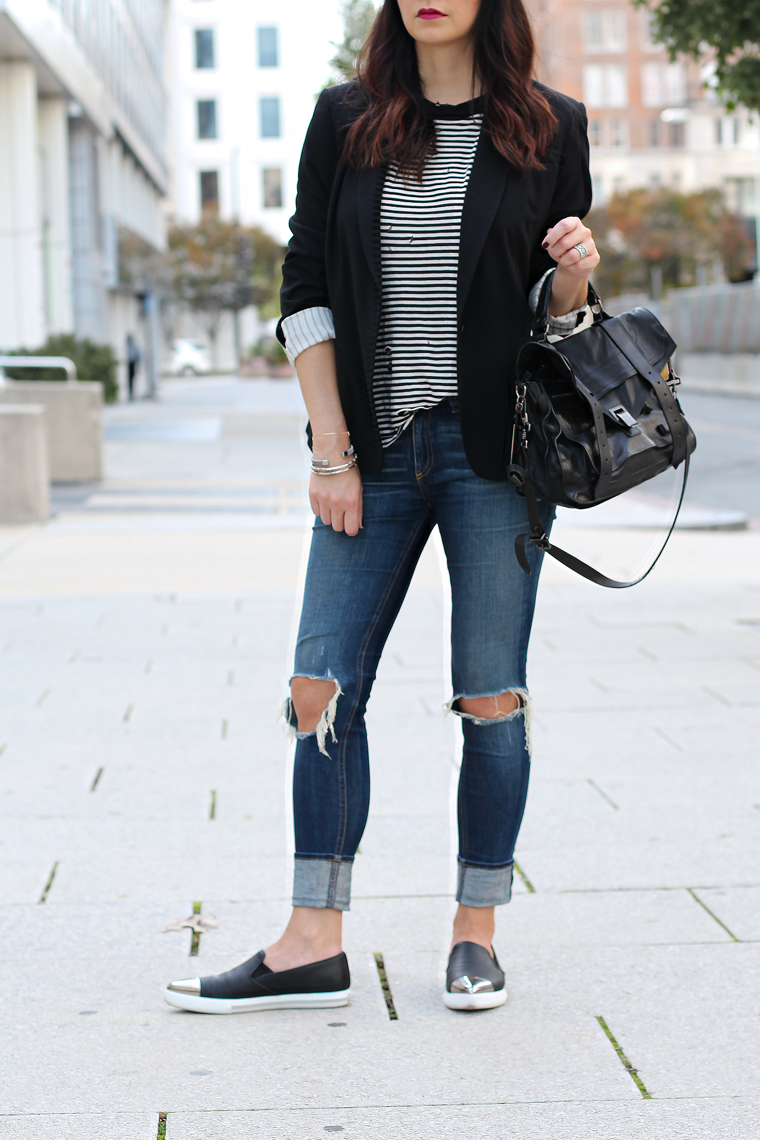 Weekend Style, Rag and Bone Jeans
