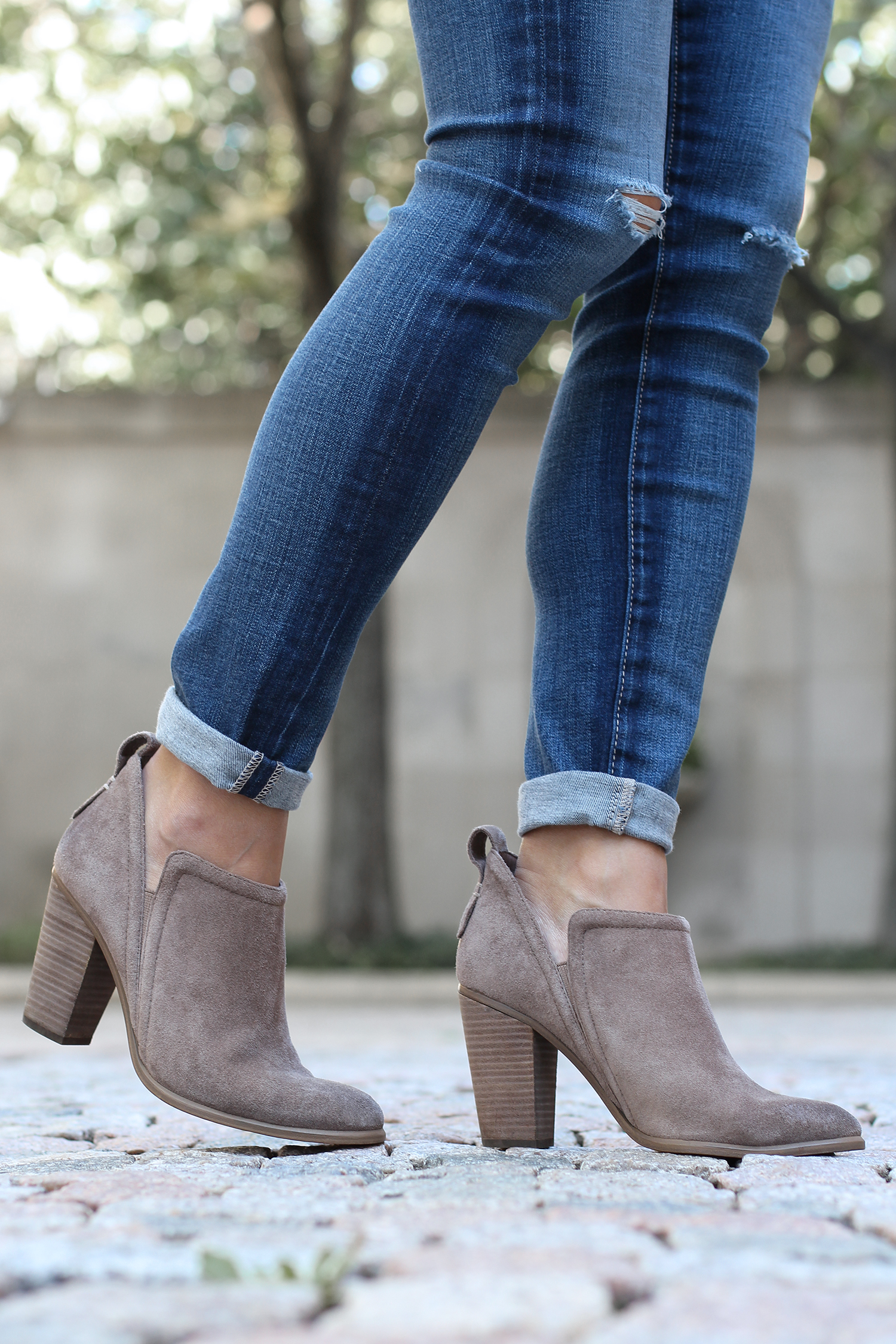 Vince Camuto Ankle Boots, How To Wear Ankle Boots