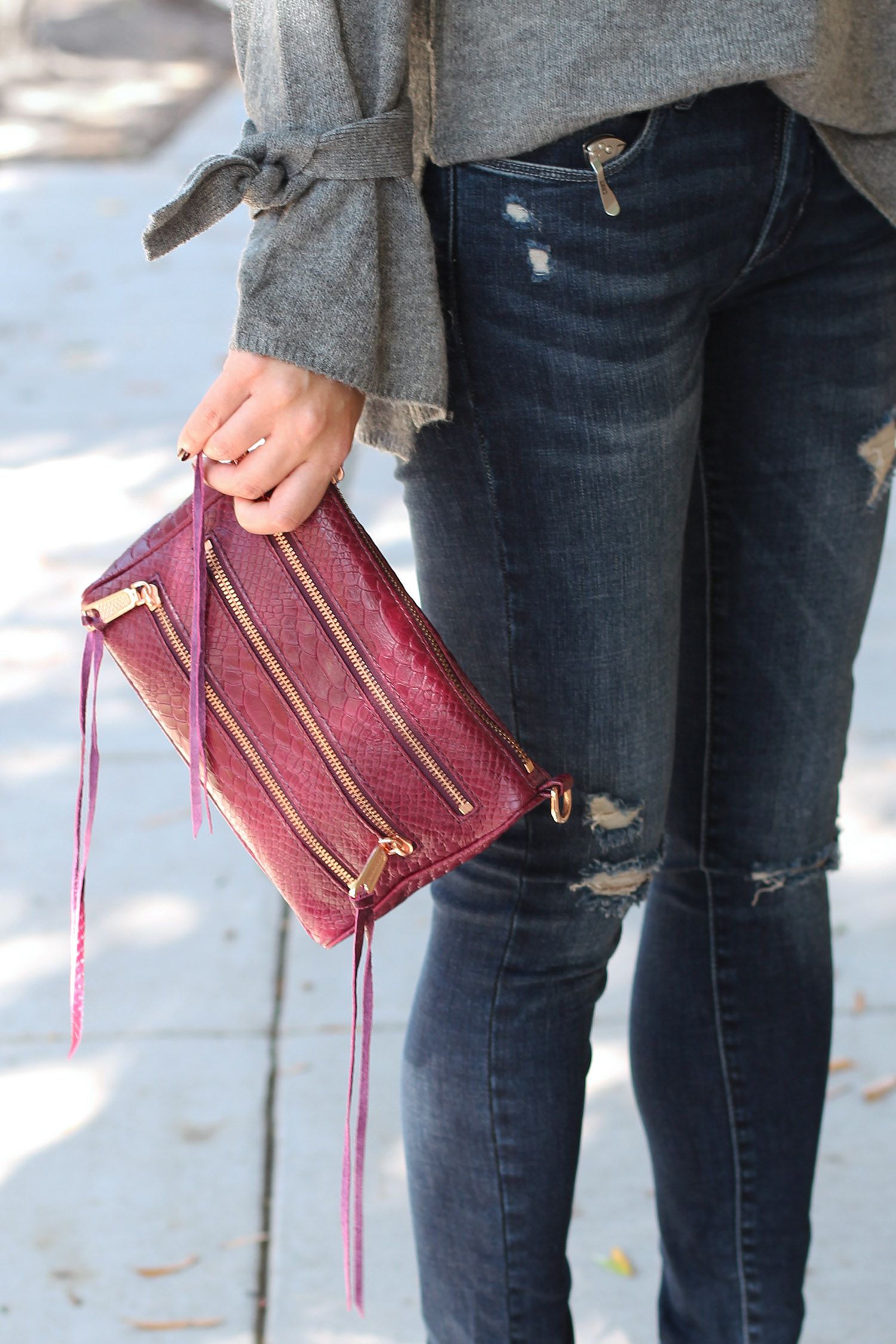 Rebecca Minkoff Bag, Date Night Outfit