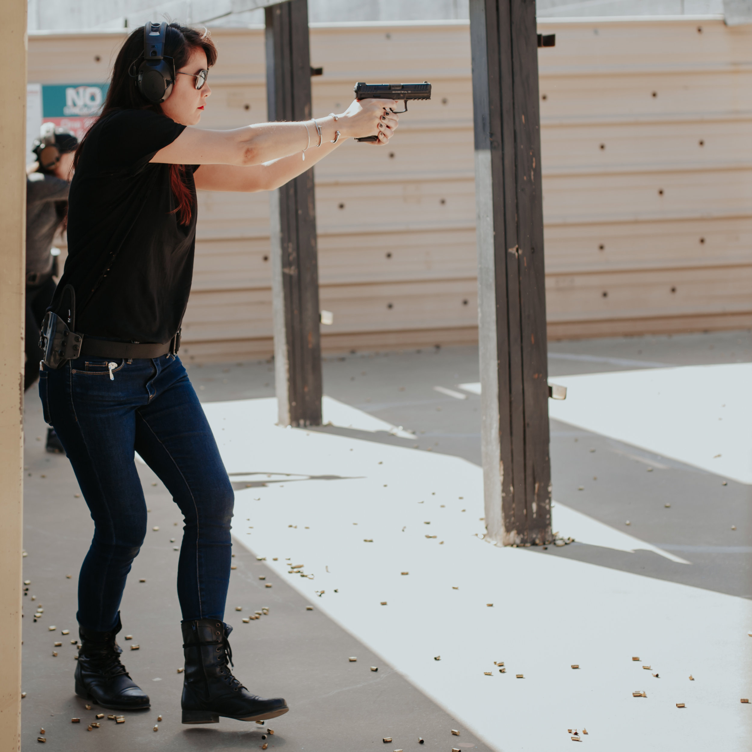 NRA Carry Guard Training