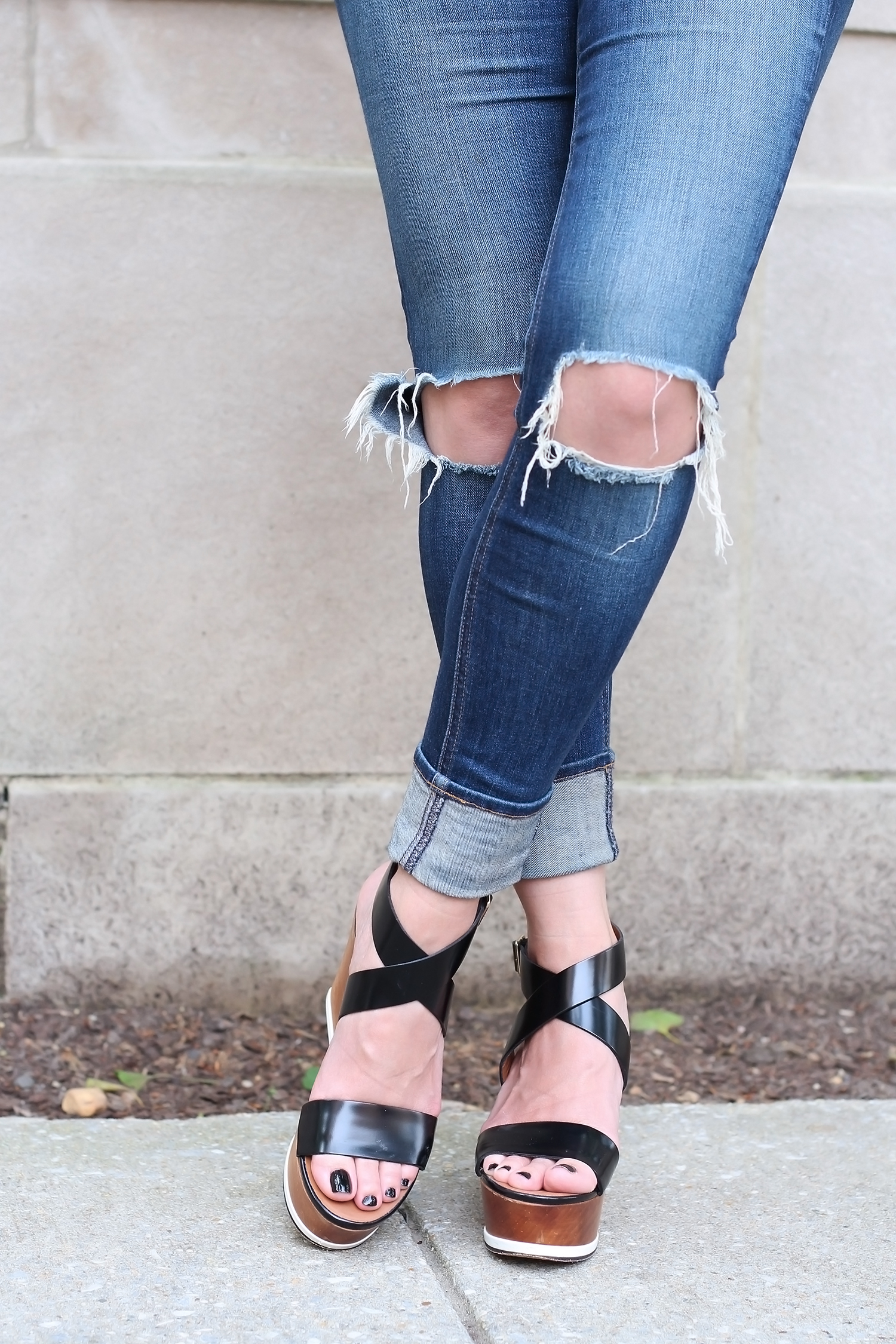 Givenchy Wedges