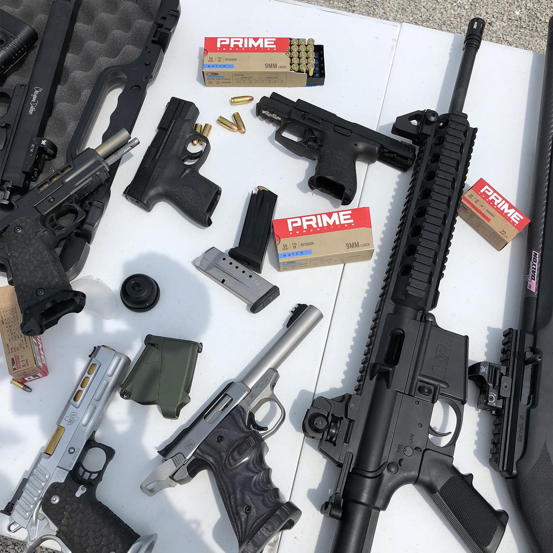 NRA Women, Long Range Shooting, Tannerite, Cheyenne Dalton, Love At First Shot, Prime Ammo