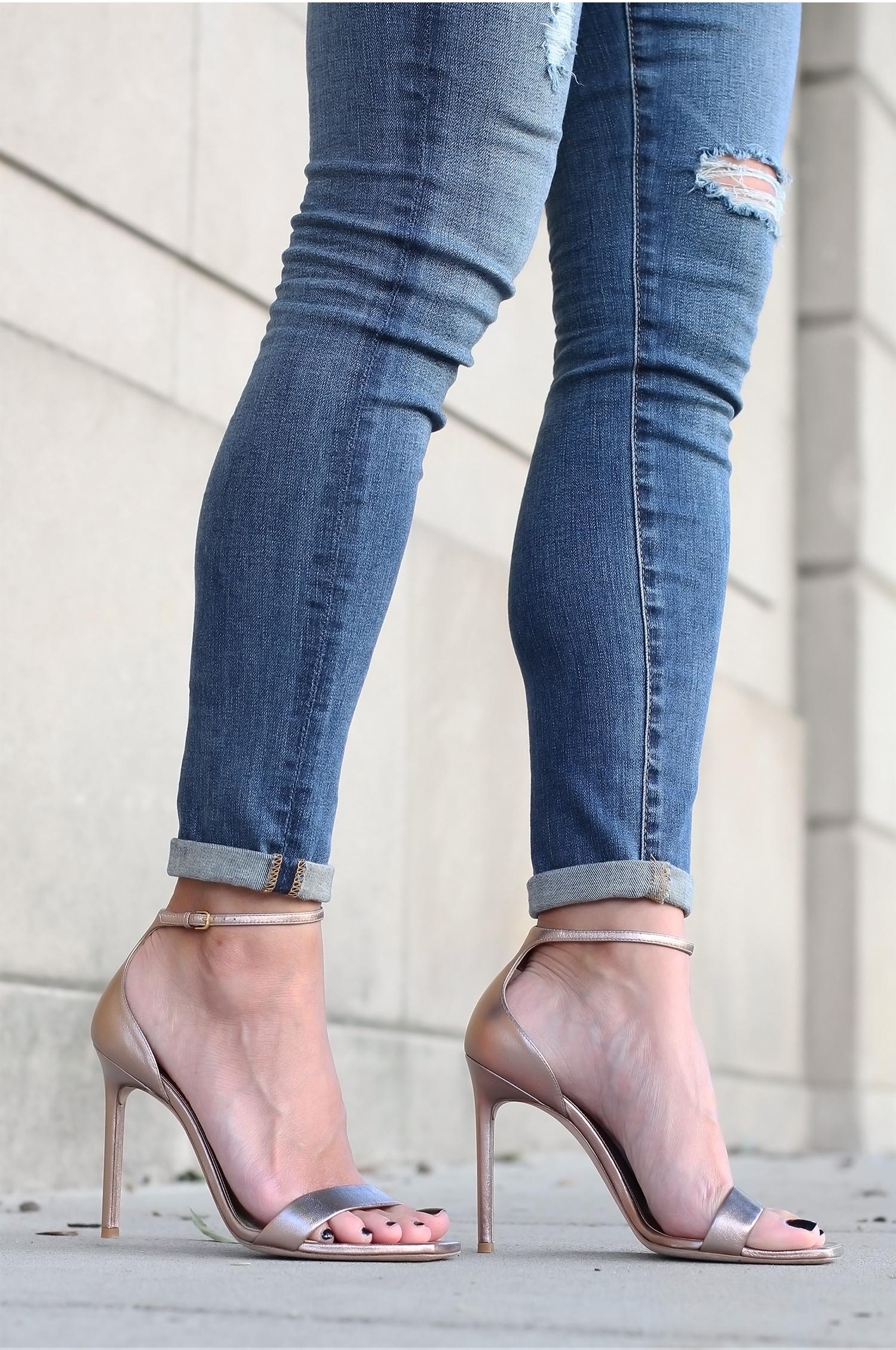 Saint Laurent Amber Sandals