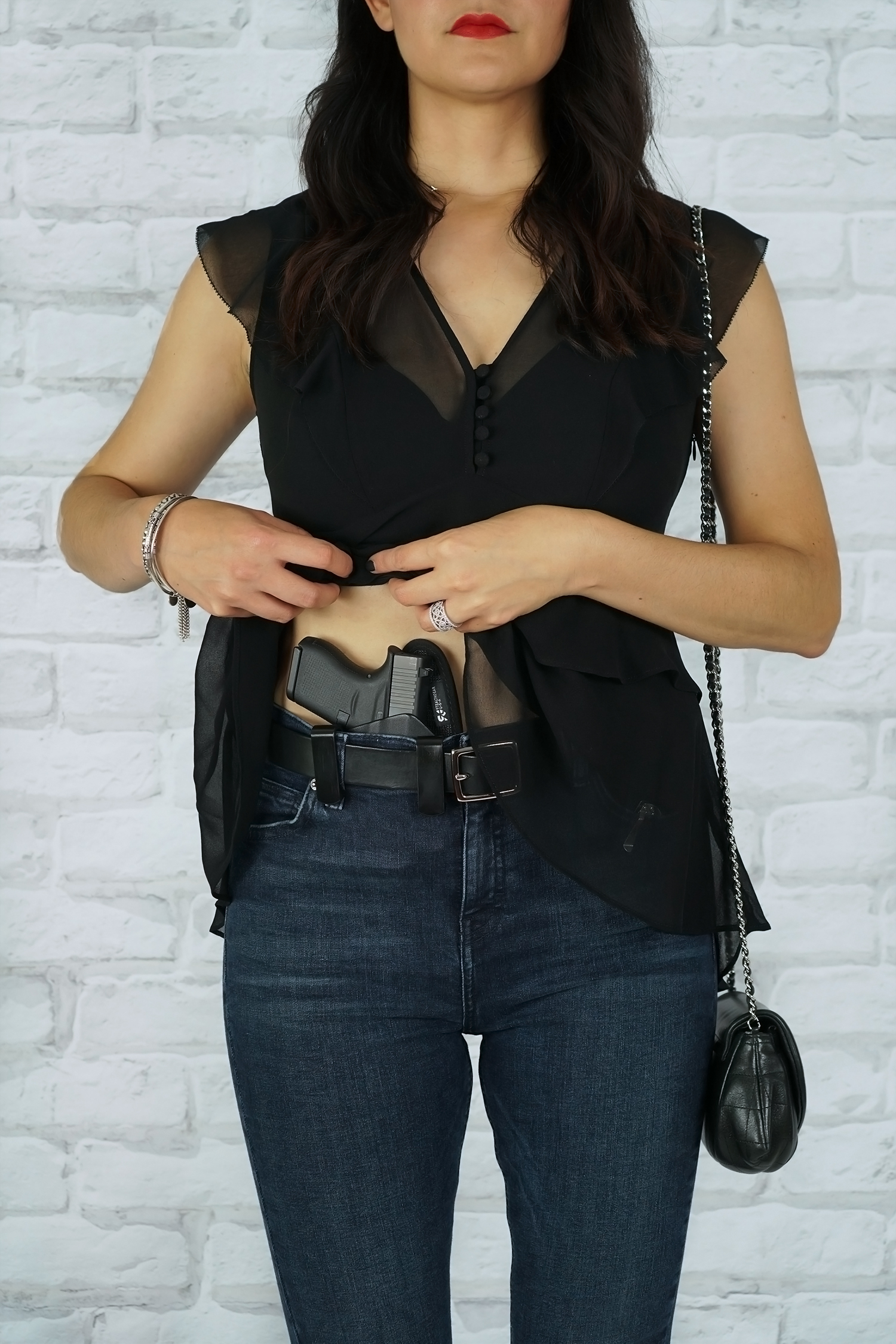Glock 43 Concealed Carry Women