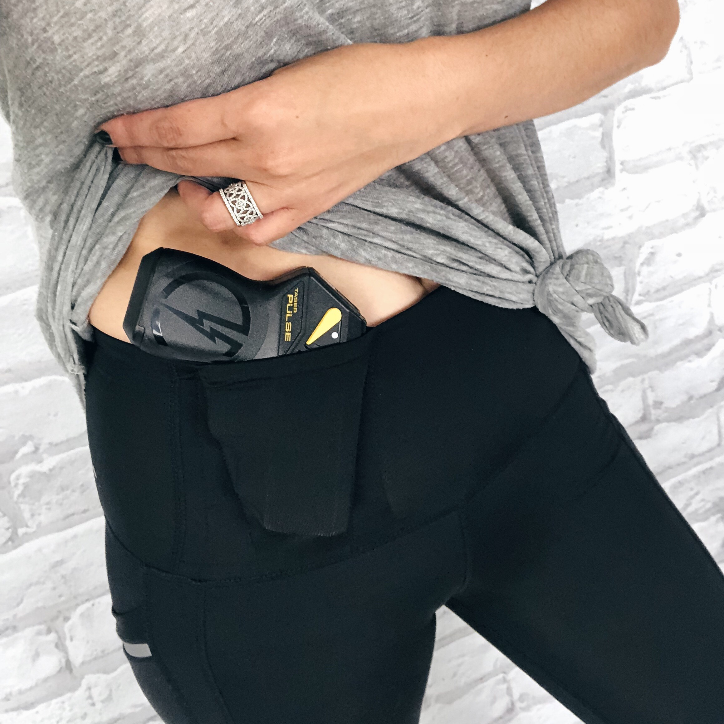 TASER Pulse   |   Alexo Athletica Carry Leggings   Use code '  AlexoStyleMeTactical10  ' for 10% off your purchase