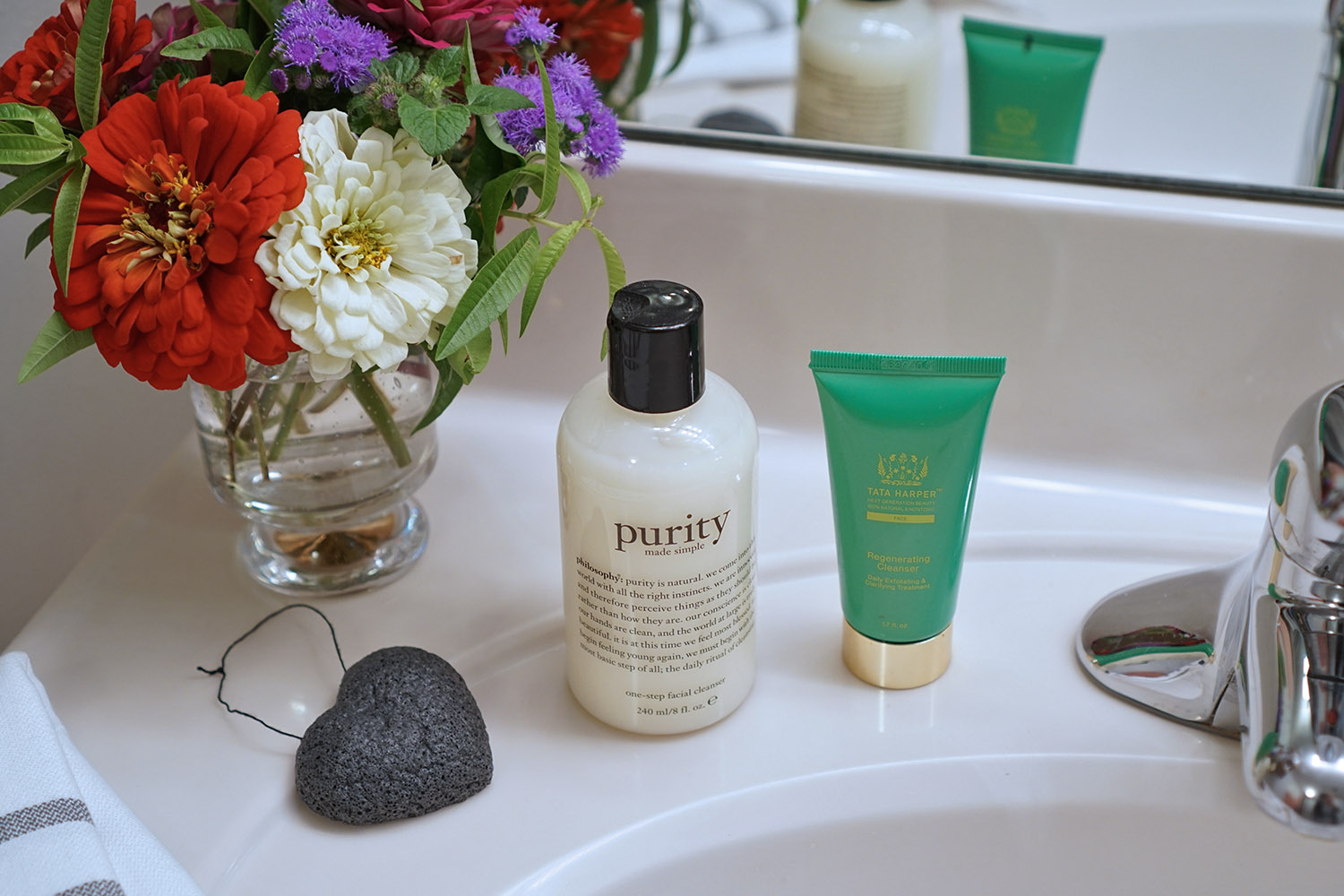 Double Cleansing Skincare