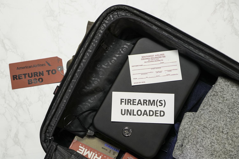Firearm Declaration Forms