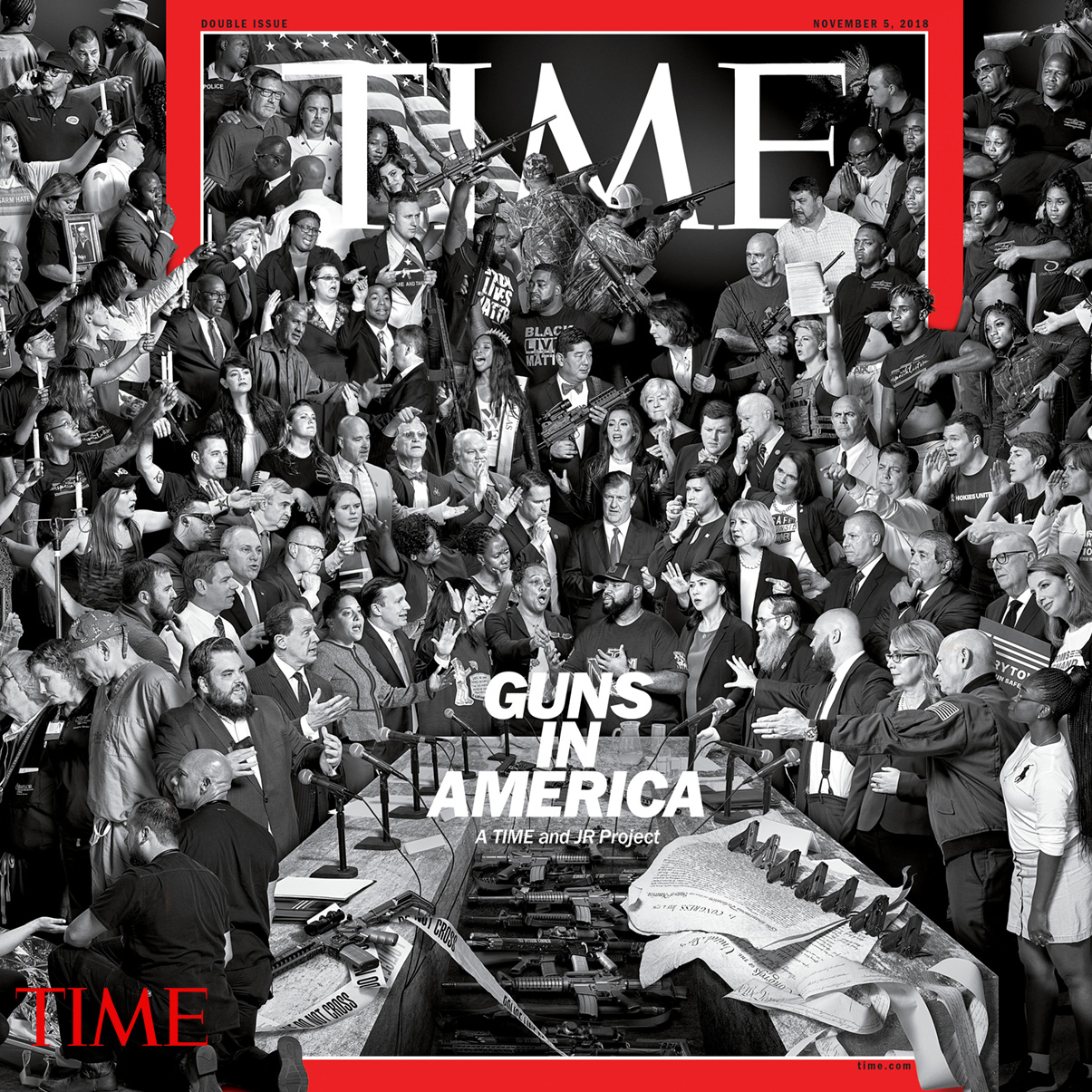 TIME: Guns In America{SMT portion of project} - Time Magazine | Interview