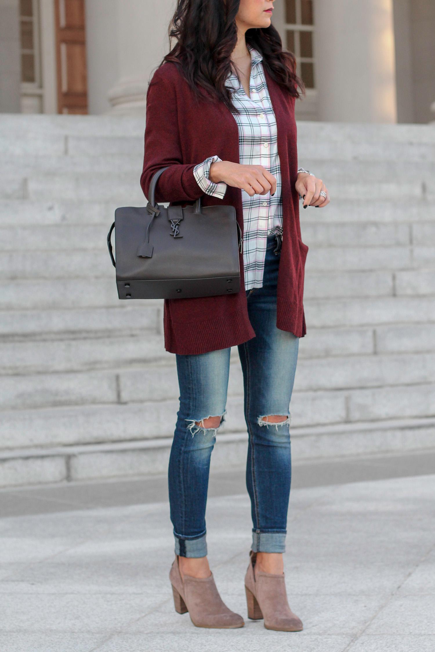 Cute Fall Outfit Idea